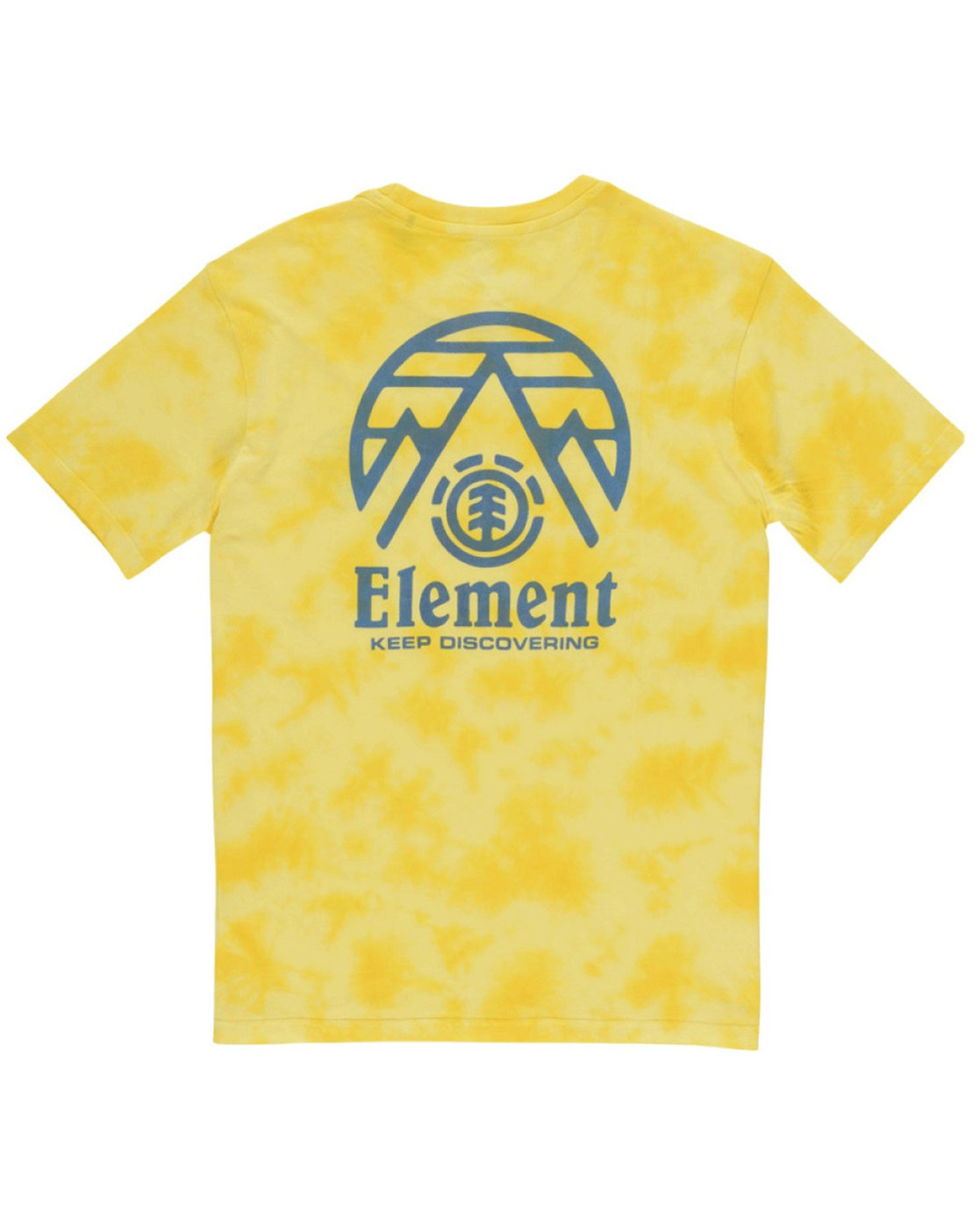 3 Overast Tee Yellow M410TEOV Element