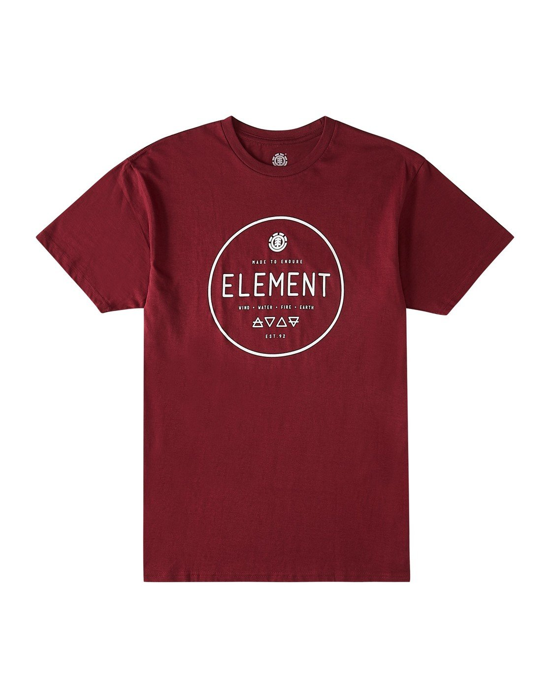 0 Alchemist T-Shirt Red M462BTAL Element