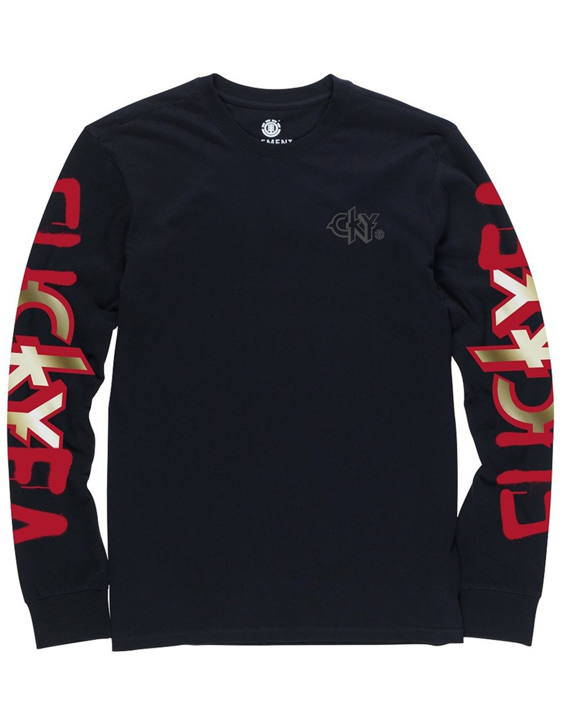 1 Ckyea Long Sleeve Black M473SECL Element