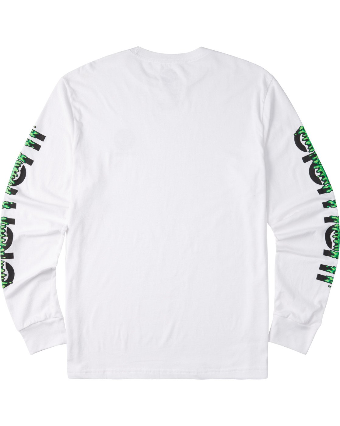 2 Proton Combo Long Sleeve T-Shirt White M4753EPR Element