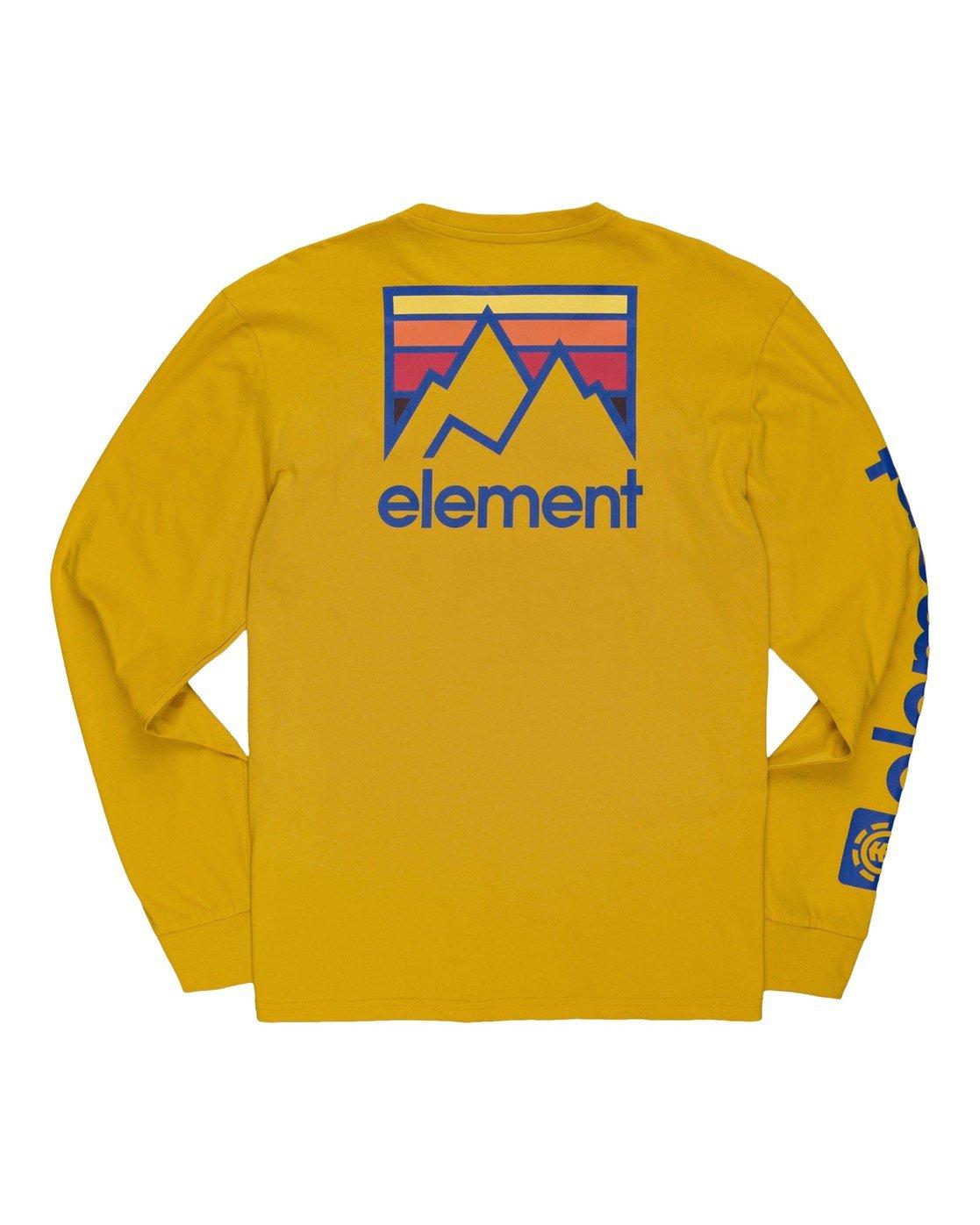0 Joint II Long Sleeve T-Shirt Multicolor M4803EJ2 Element