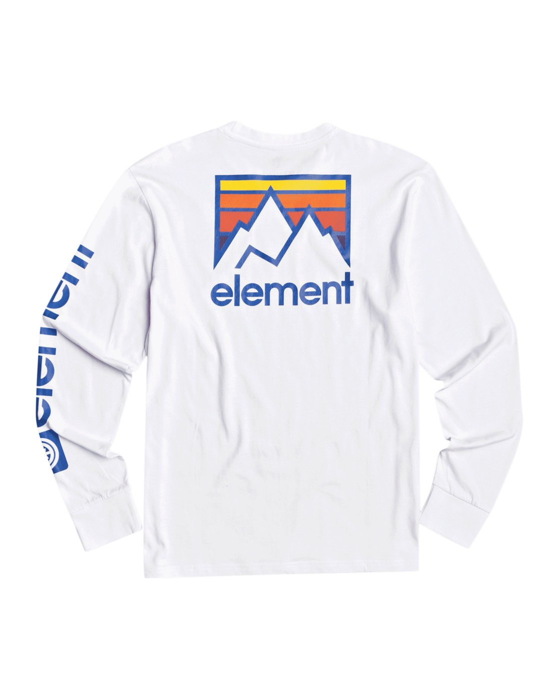 3 Joint II Long Sleeve T-Shirt White M4803EJ2 Element