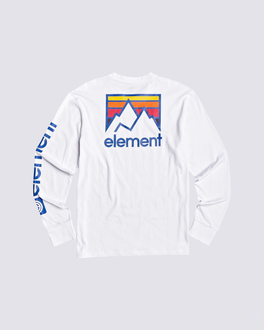 1 Joint II Long Sleeve T-Shirt White M4803EJ2 Element