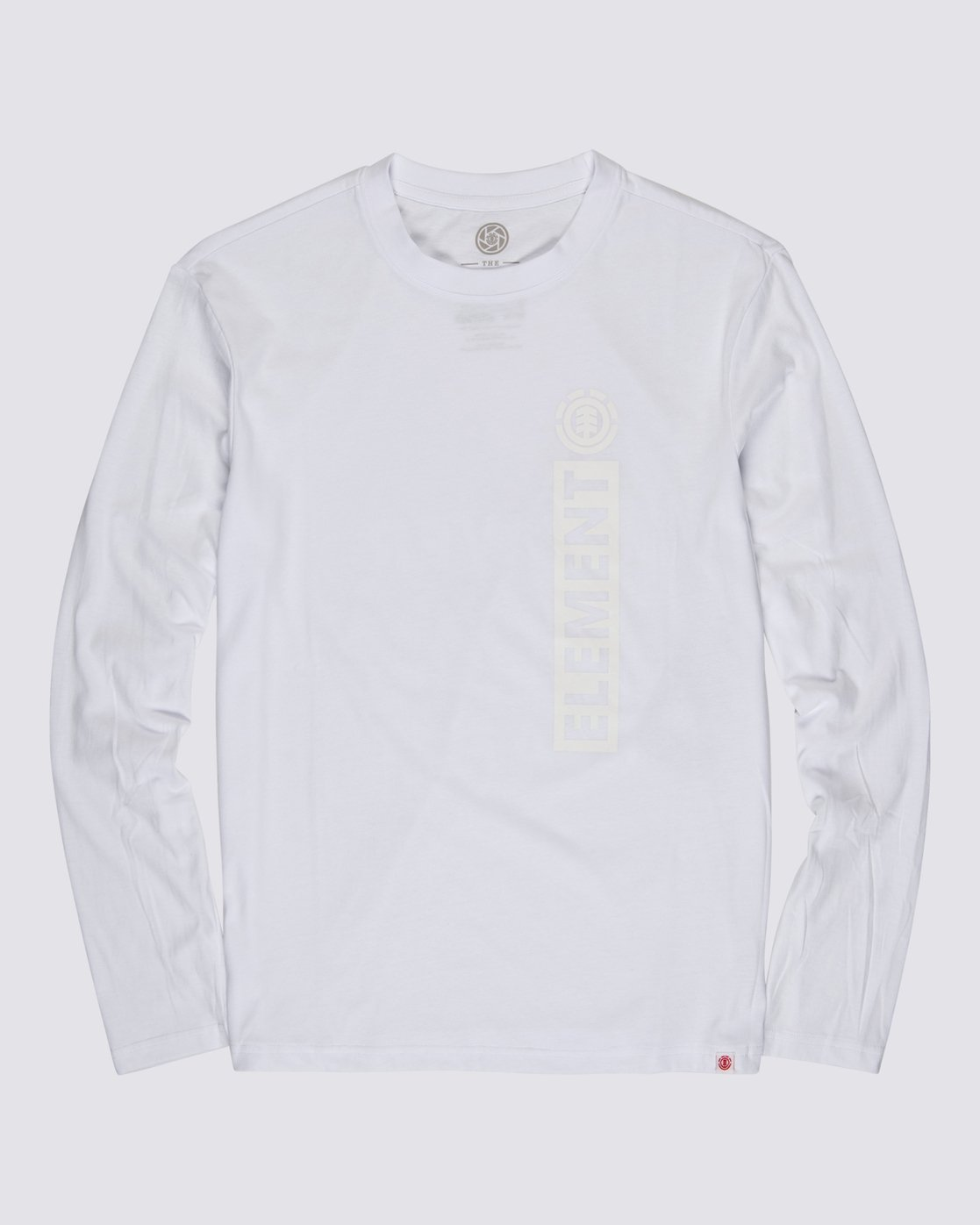 0 Barcus T-Shirt White M4851EBA Element