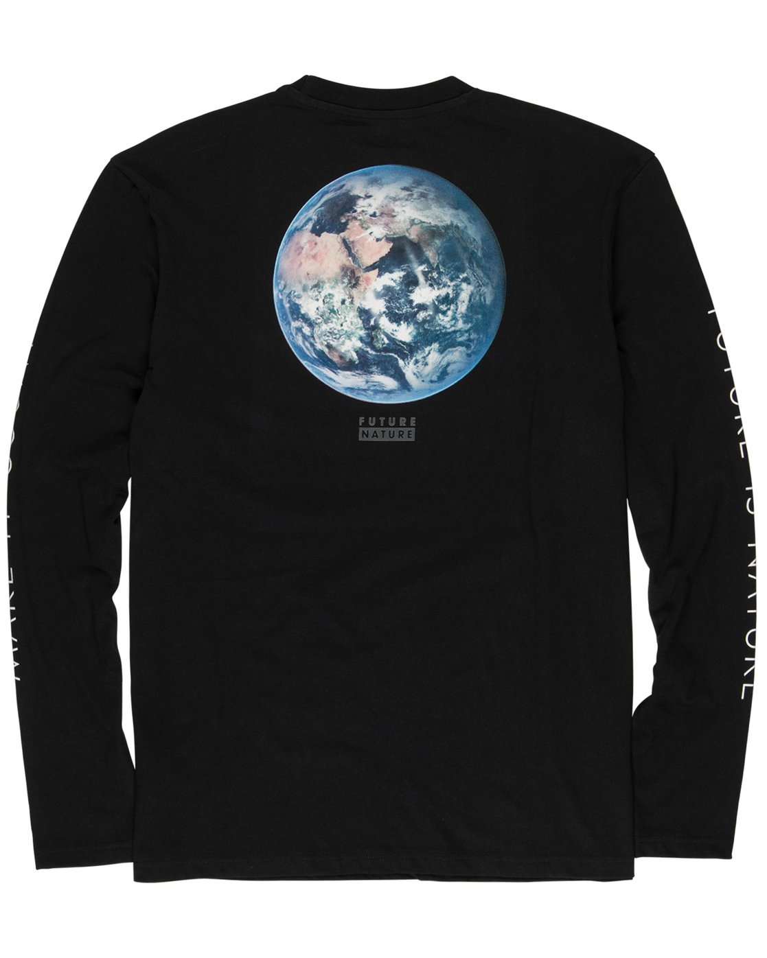 3 Nat Geo Earth Long Sleeve T-Shirt Blue M4851EEA Element