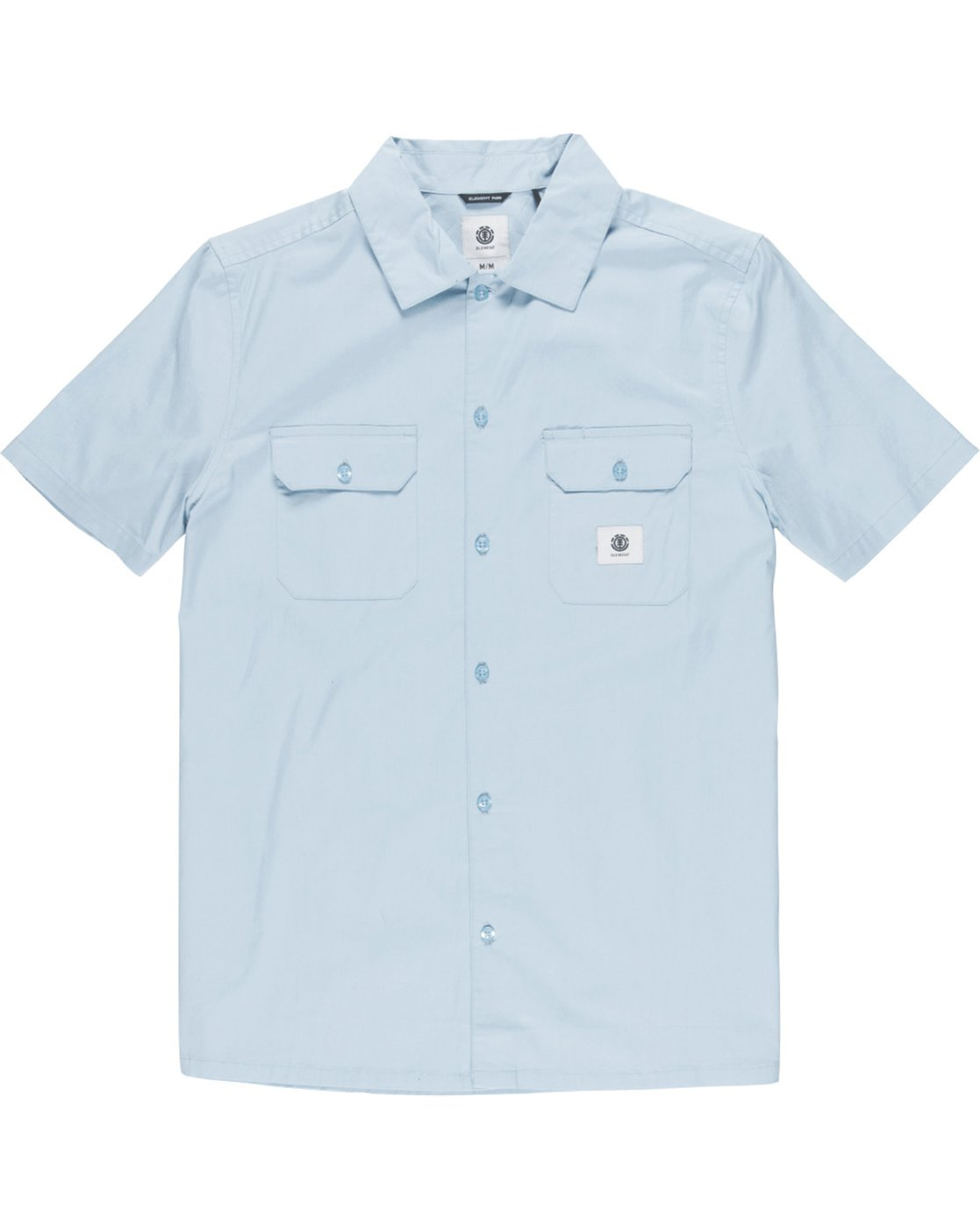 1 Deliver Short Sleeve Shirt  M509TEDE Element