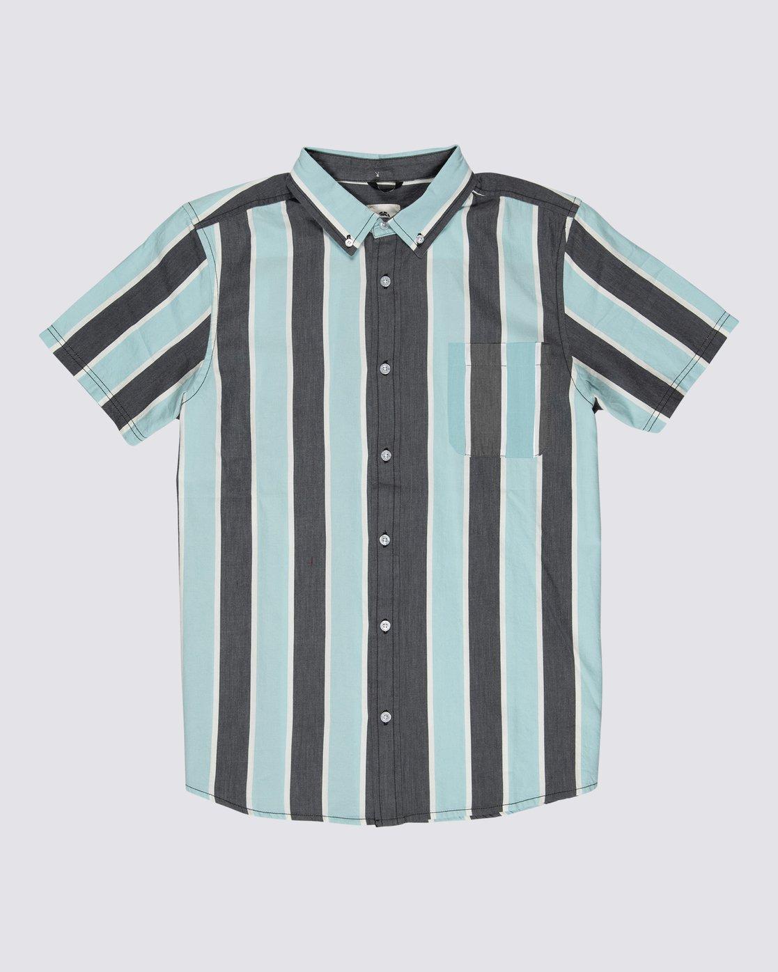 0 Icon Stripes Shirt Multicolor M5261EIC Element