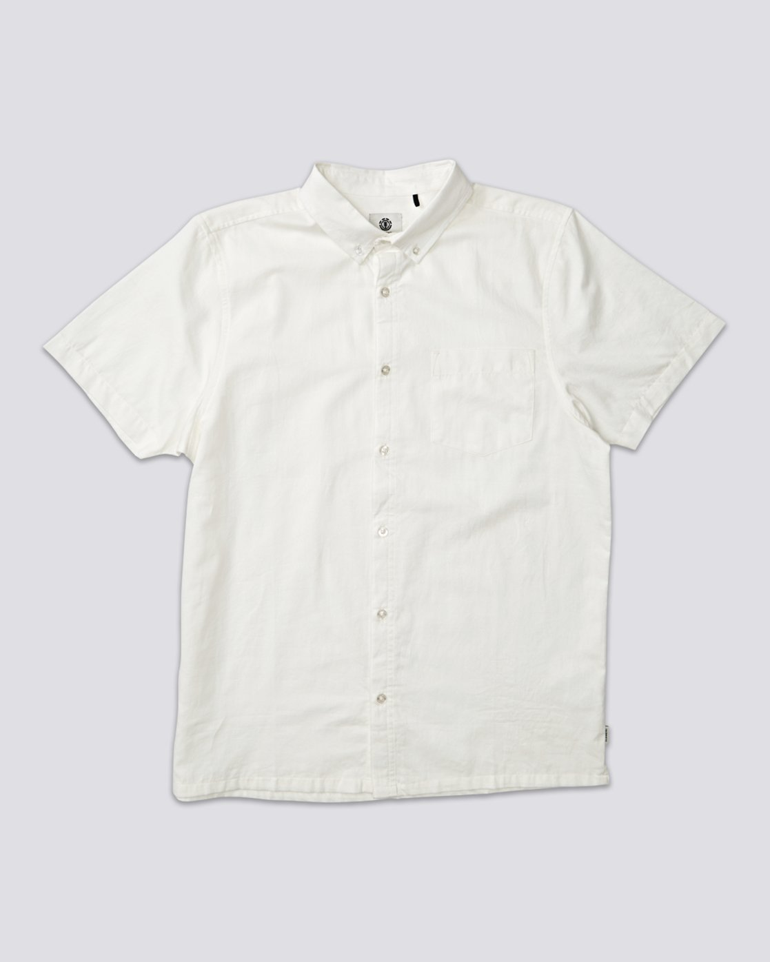 0 Vega Button Down White M5341EVS Element