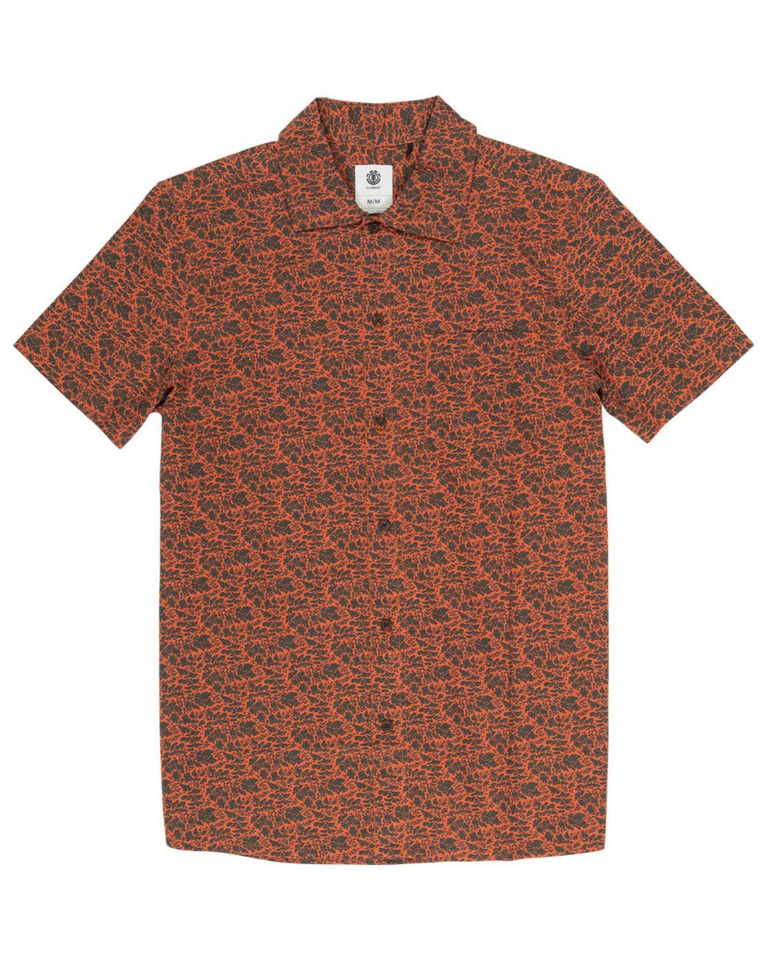 1 Destination Tee Orange M575VEDS Element