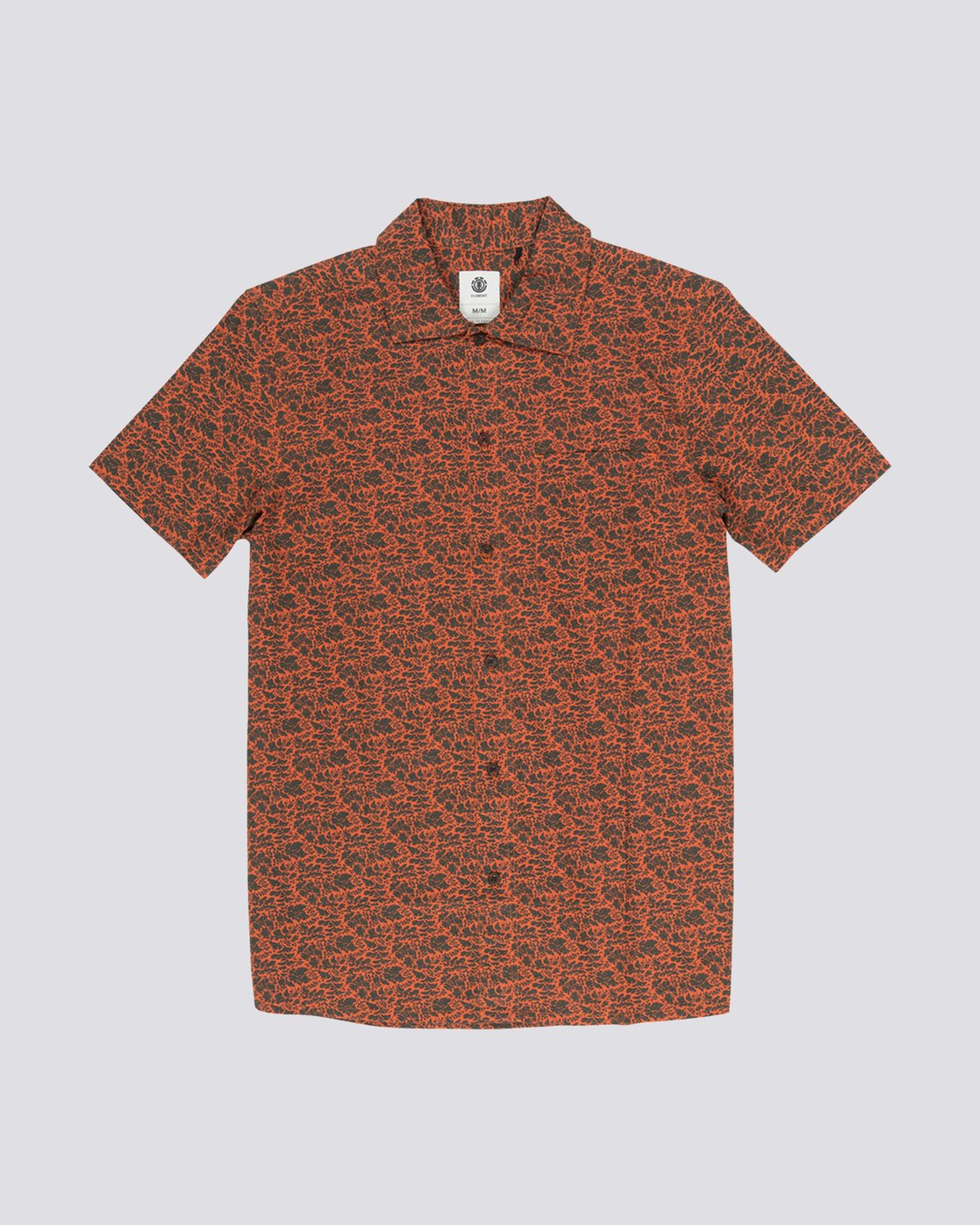 0 Destination Tee Orange M575VEDS Element