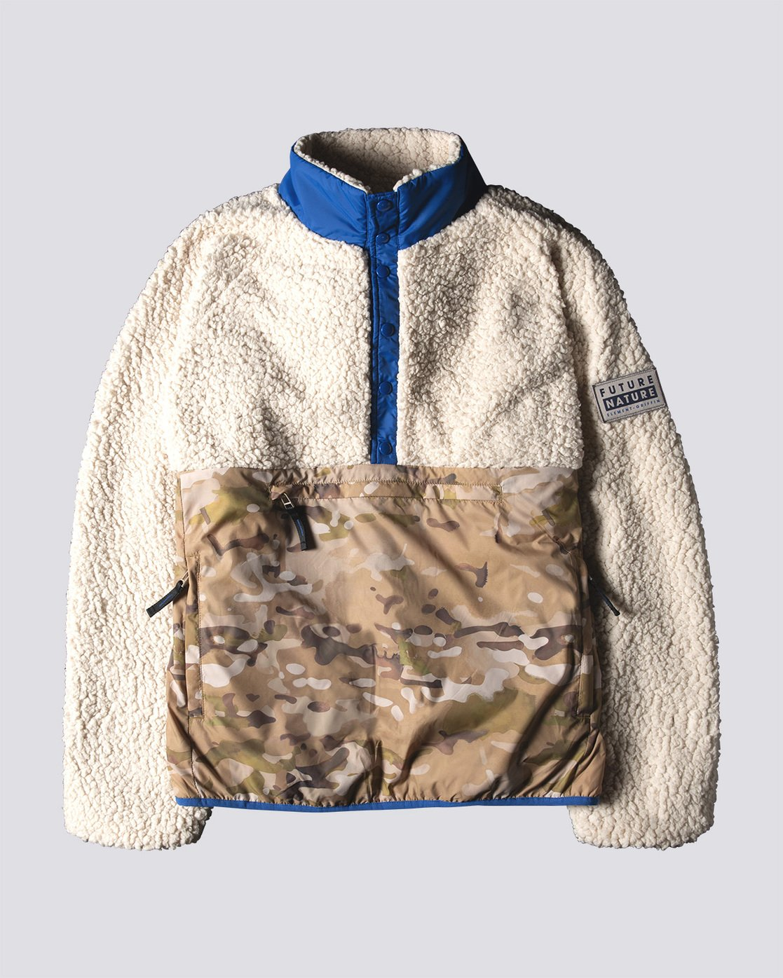 0 Mountain Sherpa Jacket  M614VEGM Element