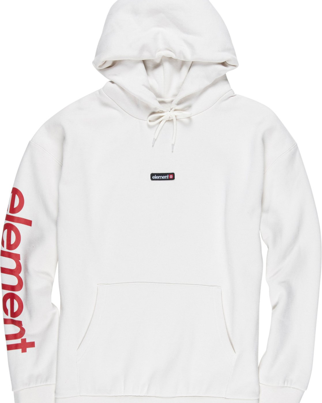 5 Primo Big Hoodie White M629VEPB Element
