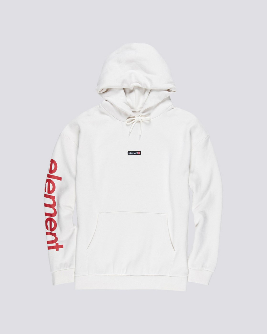 0 Primo Big Hoodie White M629VEPB Element