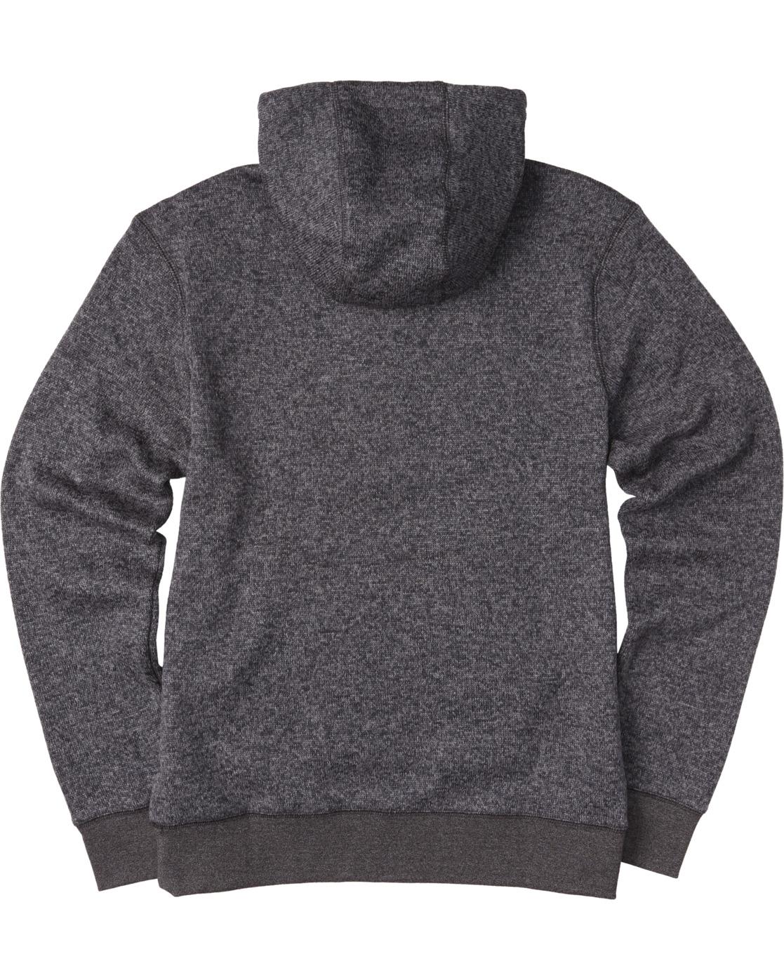 3 Highland Henley Shirt Black M641VEHI Element