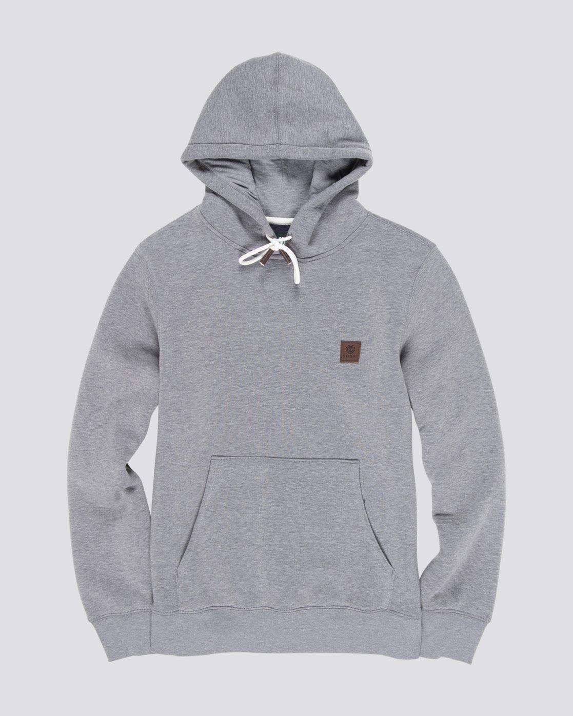 0 Heavy Hoodie Grey M644VEHH Element
