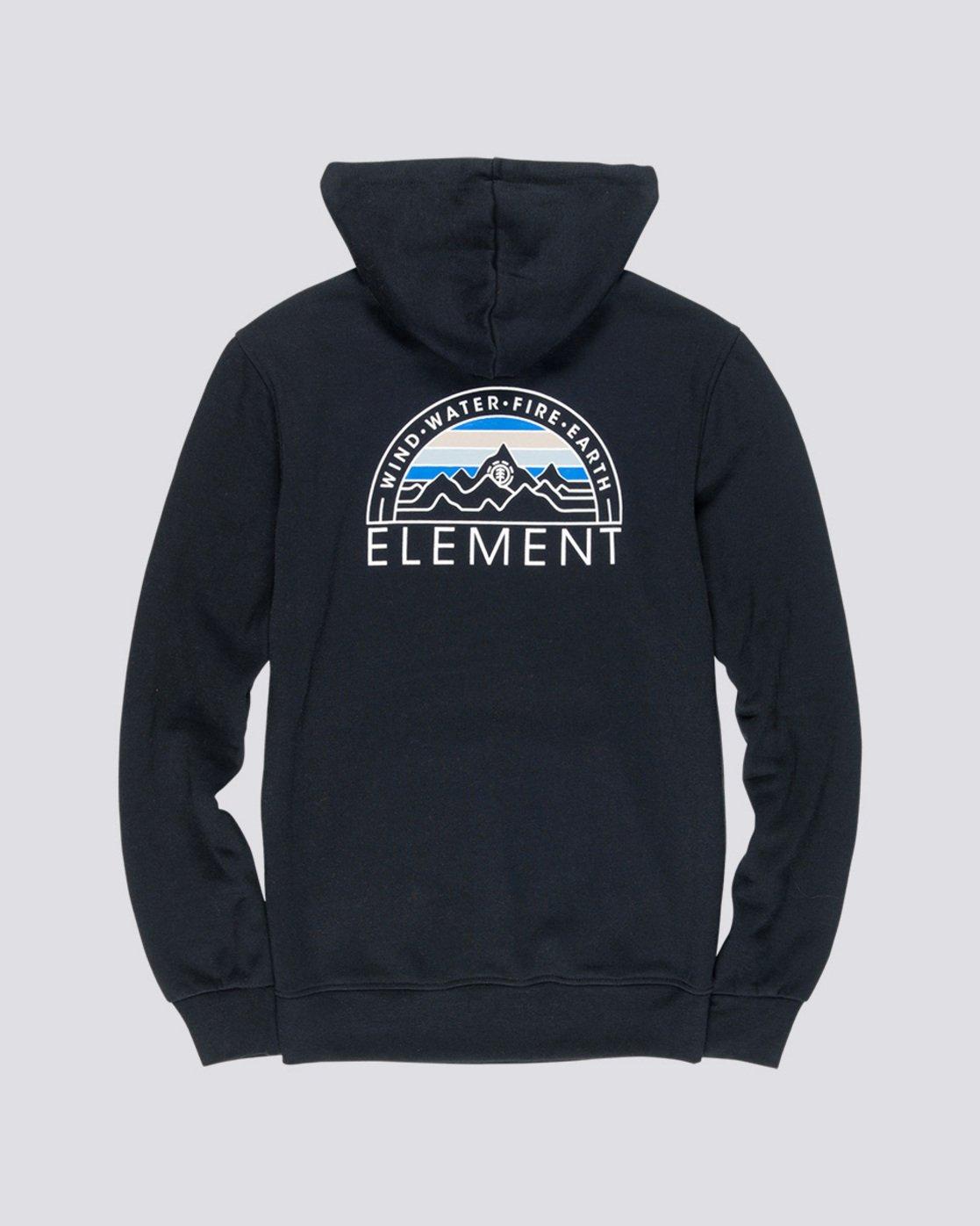 1 Odyssey Hoodie Blue M653VEOD Element