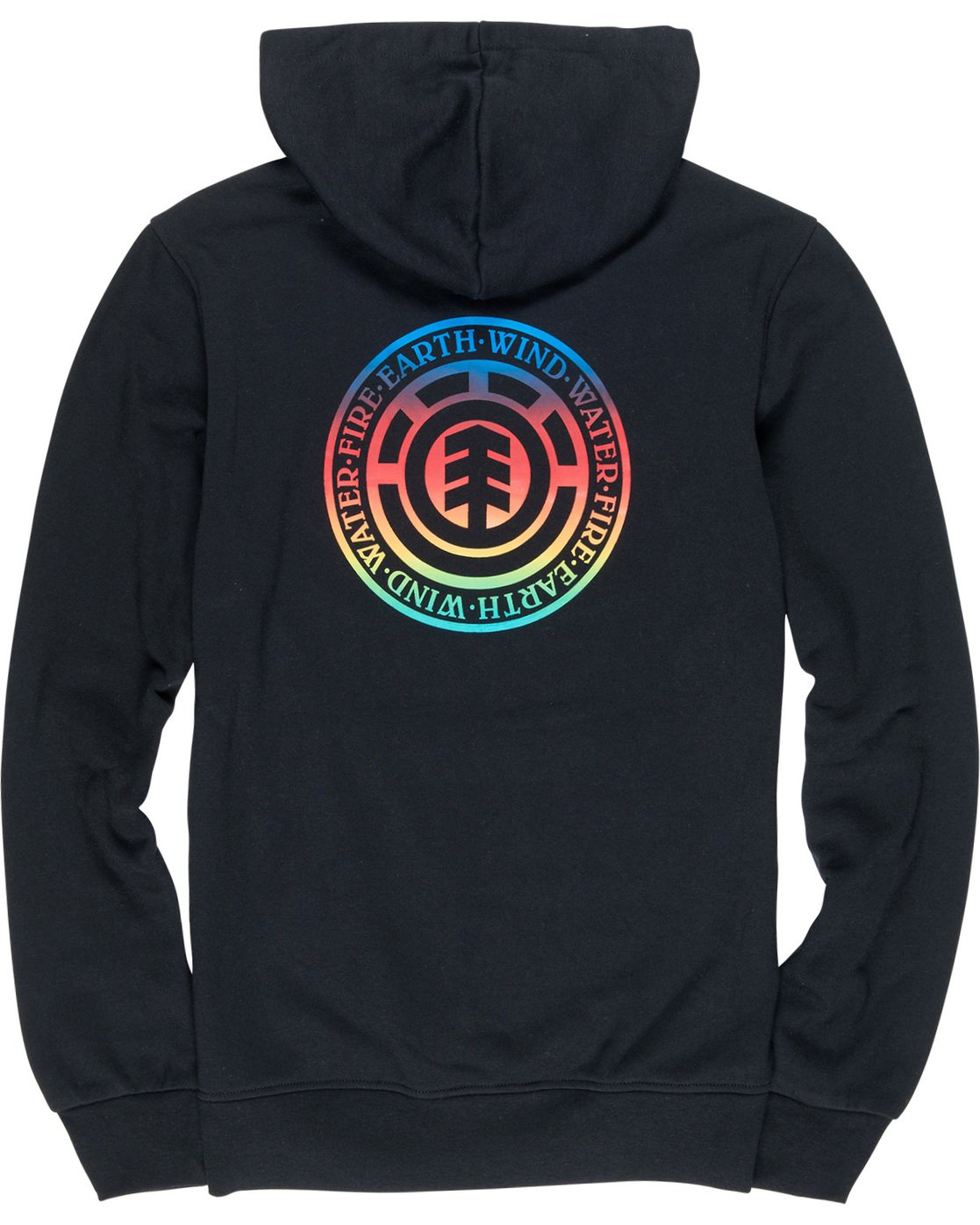 6 Seal Gradient Hoodie Blue M656VESG Element