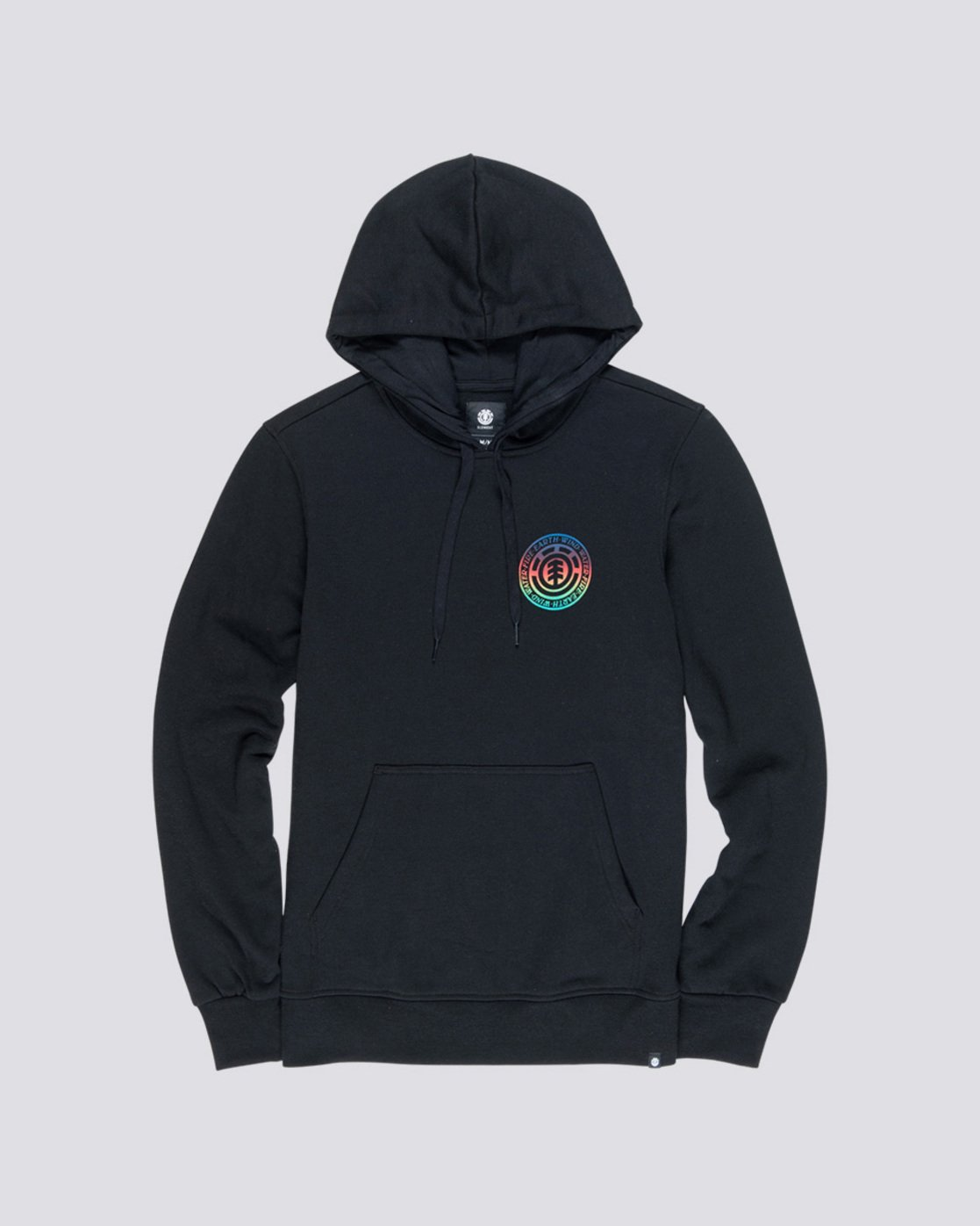 0 Seal Gradient Hoodie Blue M656VESG Element