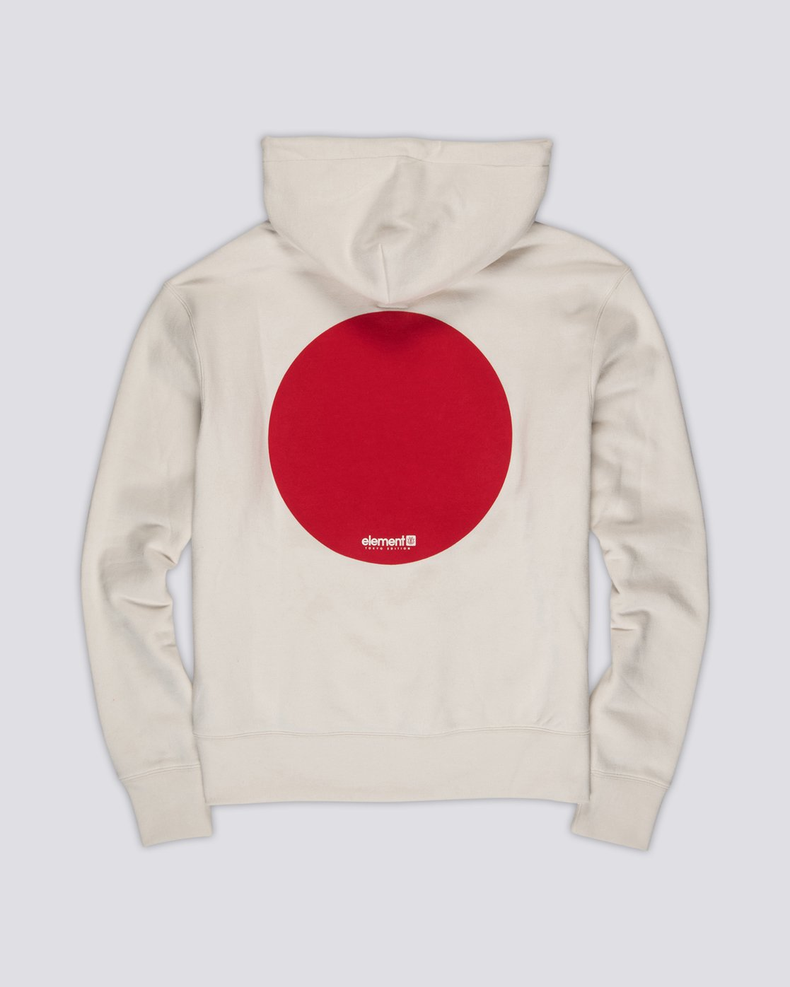 0 Tokyo Dot Hoodie White M6701EDP Element