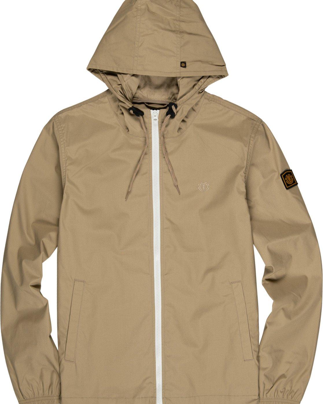 1 Alder Light Jacket Grey M7101EAL Element