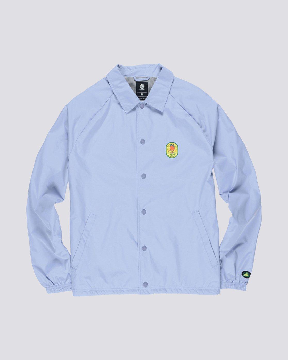 0 Yawye Coach Jacket Blue M712NEYJ Element