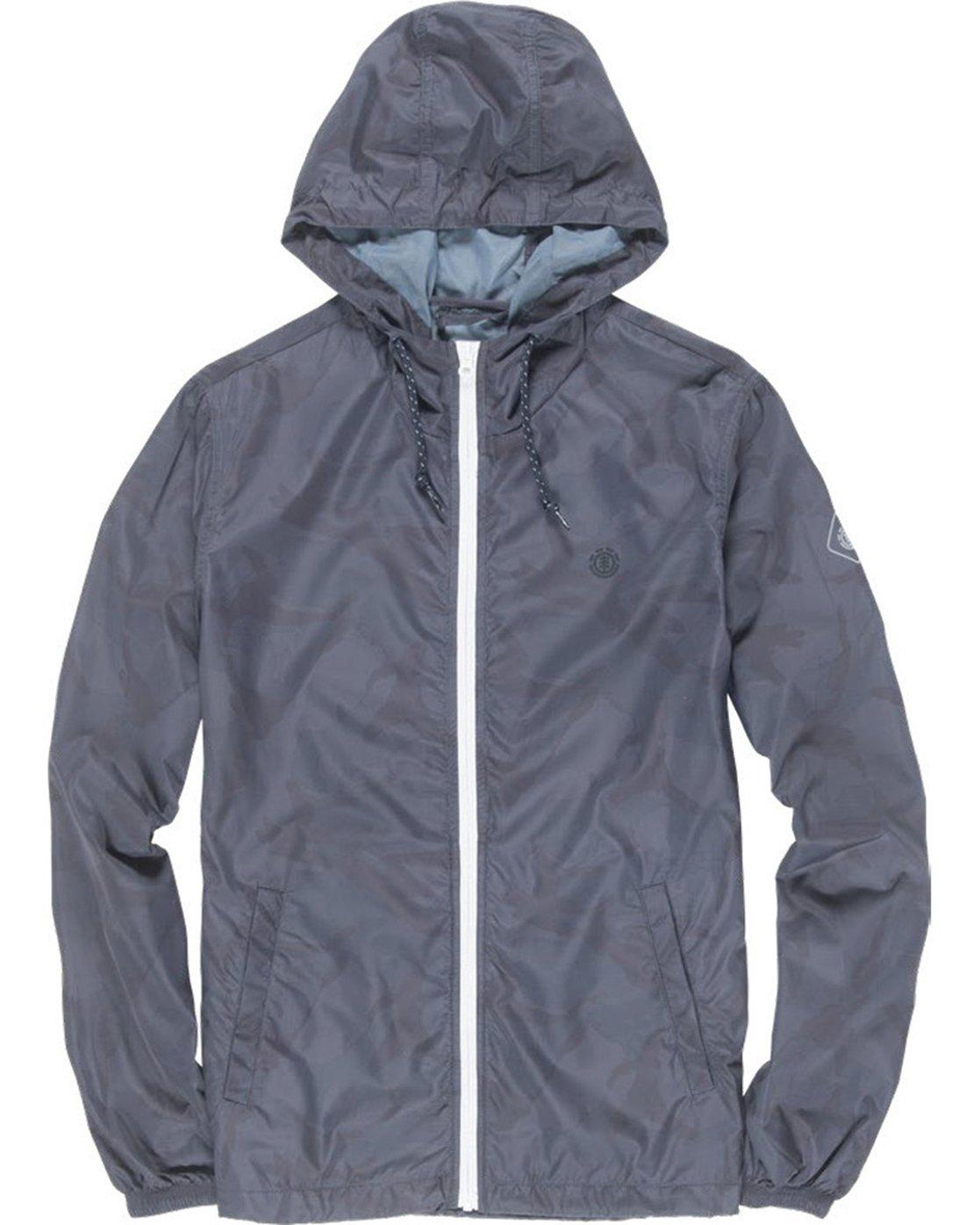 1 Alder Travel Well Jacket Blue M722QEAT Element