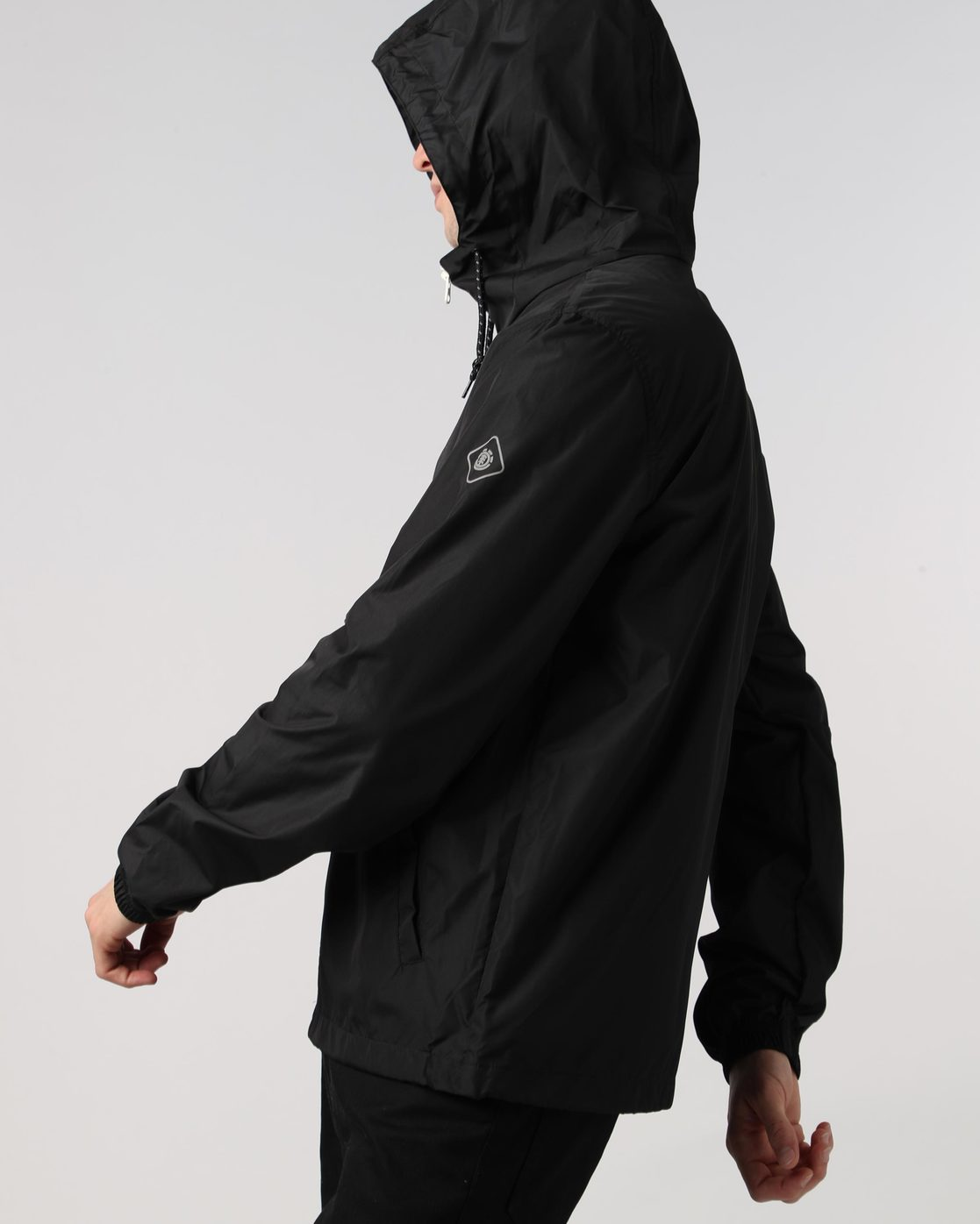 5 Alder Travel Well Jacket Black M722QEAT Element