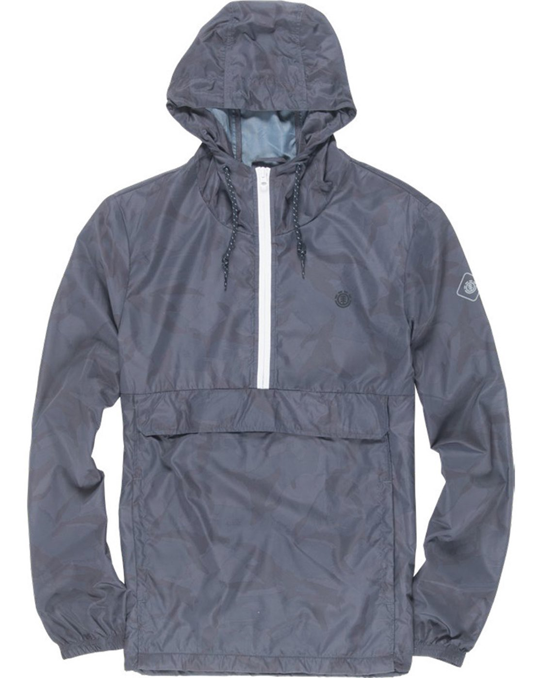 1 Alder Popover Travel Well Jacket White M723QEAP Element