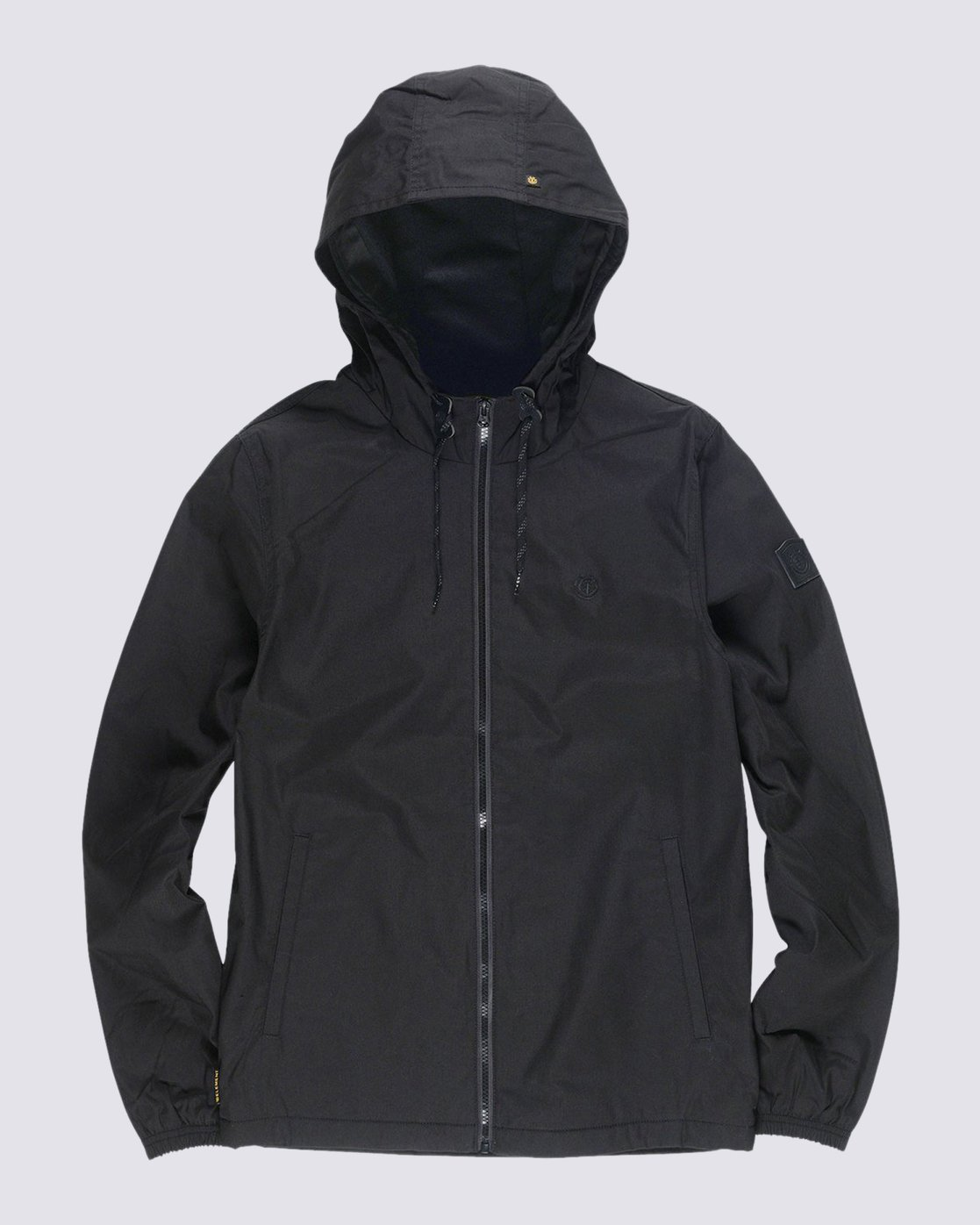 0 Alder Jacket Black M726QEAL Element