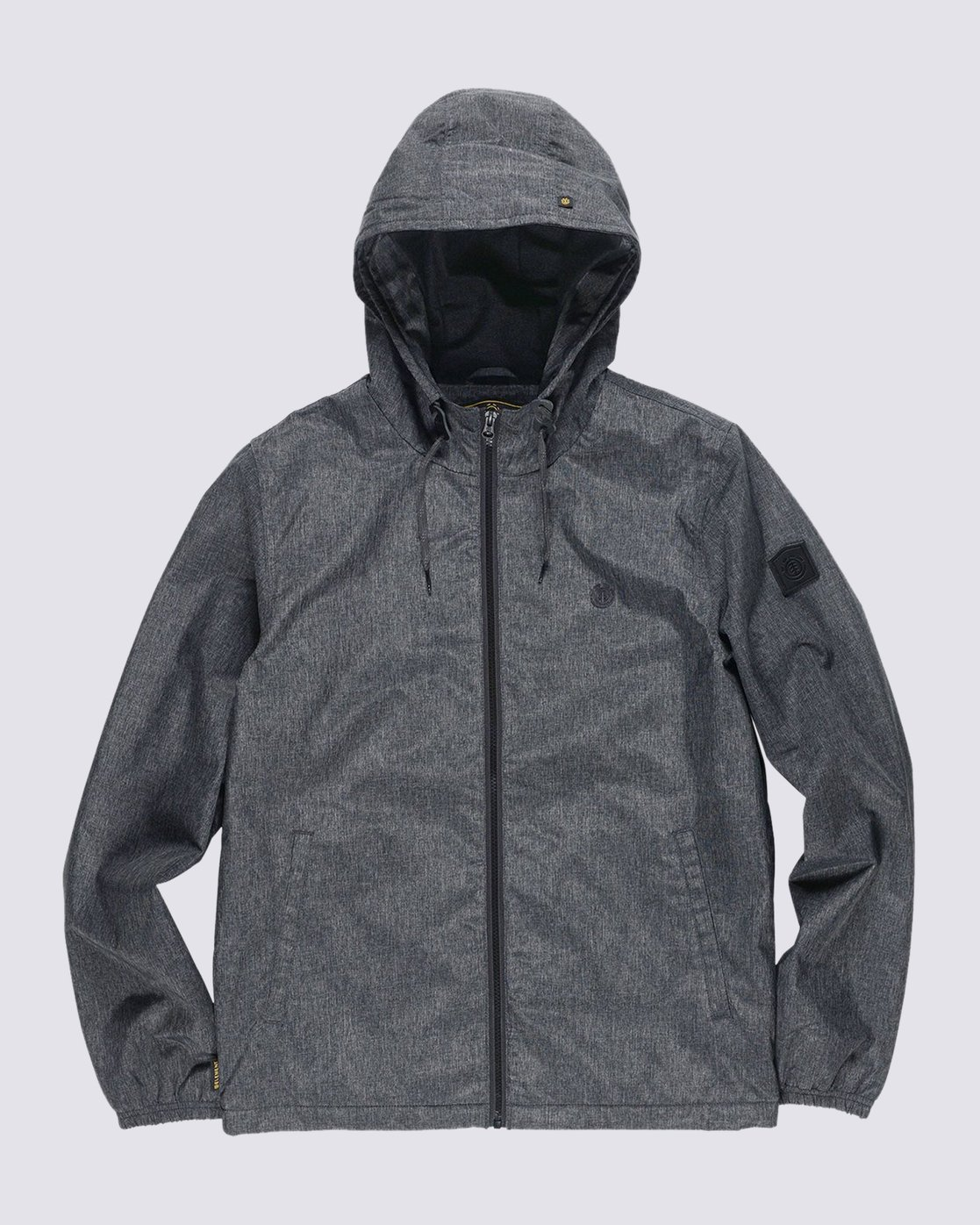 0 Alder Jacket Black M726QEAL Element