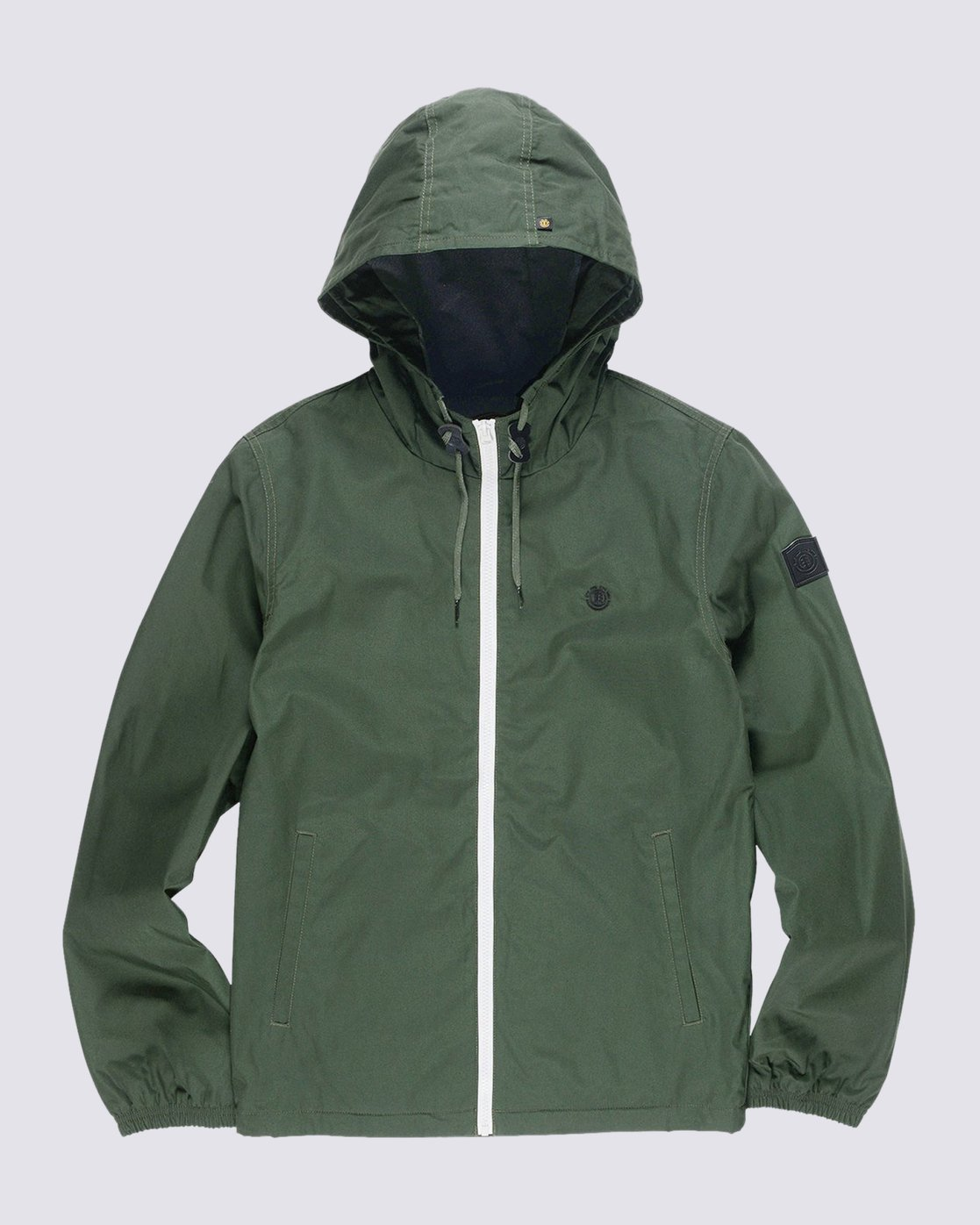 0 Alder Jacket Green M726QEAL Element