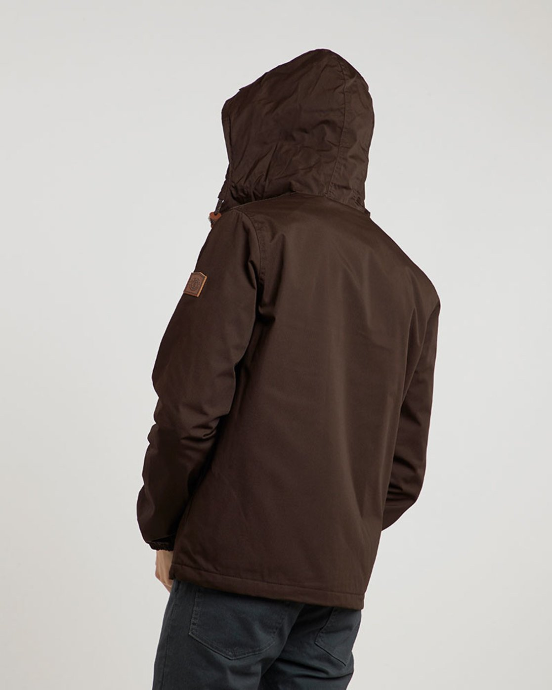 3 Alder Jacket Brown M726QEAL Element