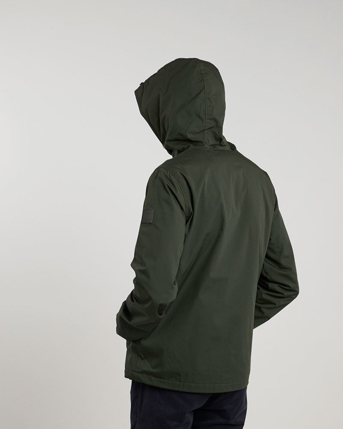 3 Alder Jacket Green M726QEAL Element