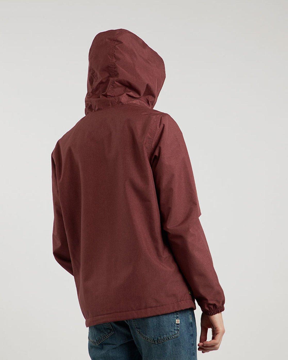 3 Alder Jacket Red M726QEAL Element