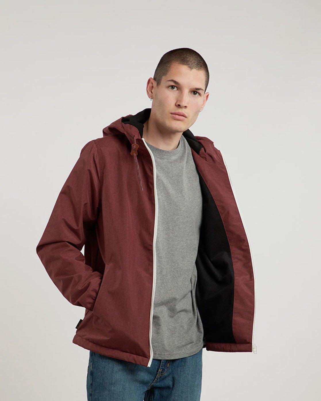 2 Alder Jacket Red M726QEAL Element
