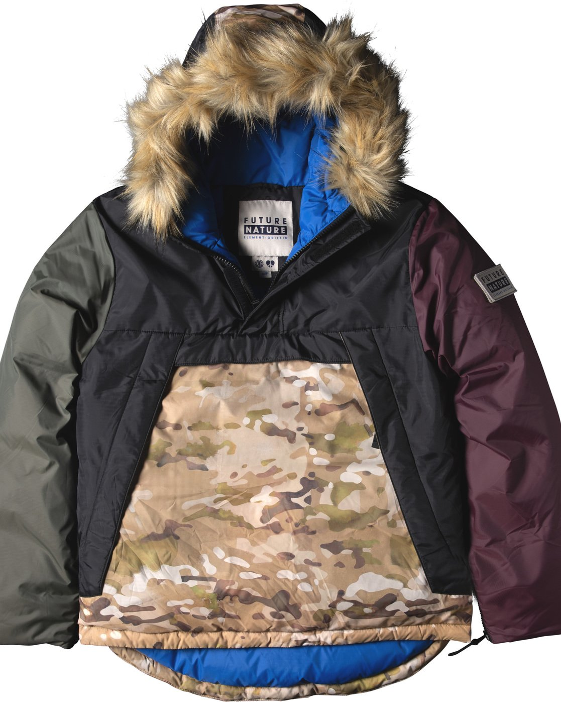 8 Bearskin Jacket  M730VEGB Element