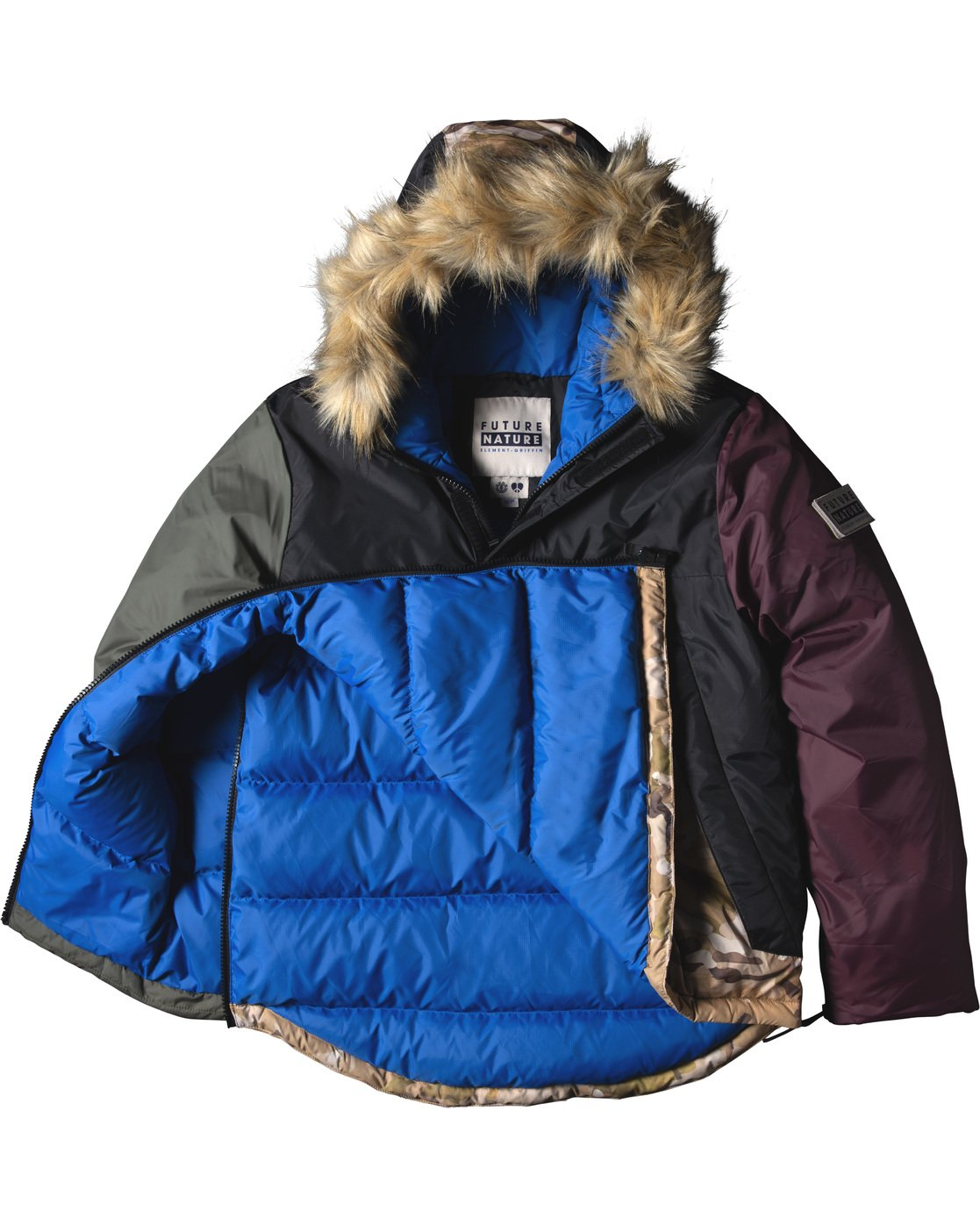 9 Bearskin Jacket  M730VEGB Element