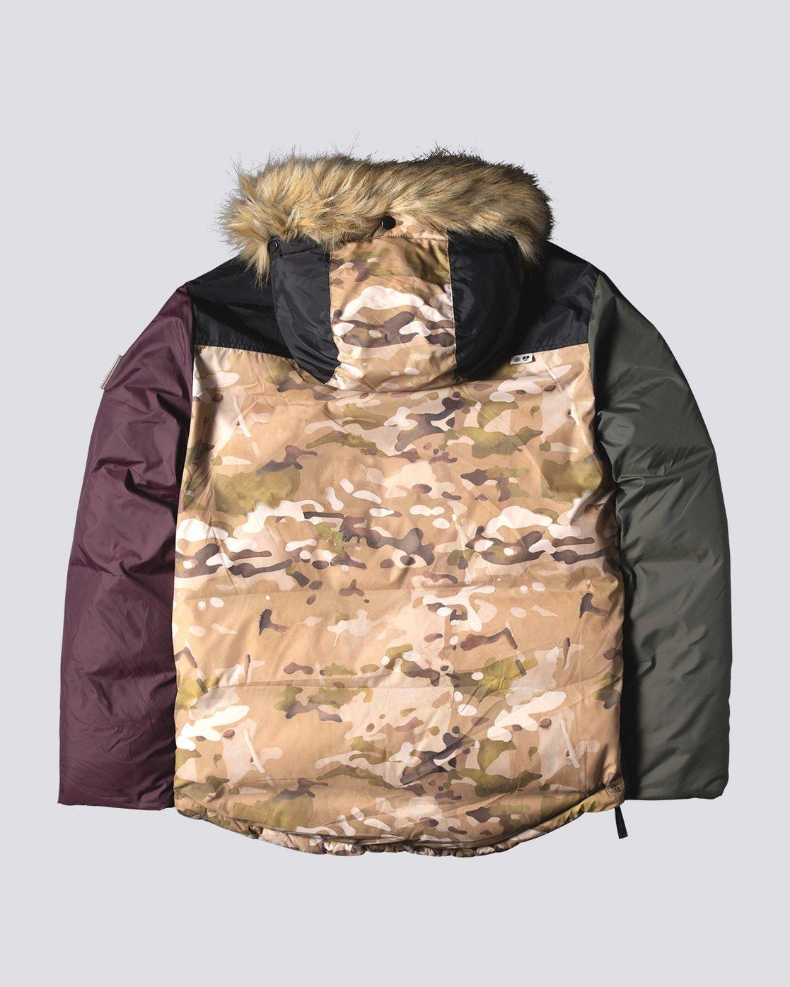 2 Bearskin Jacket  M730VEGB Element
