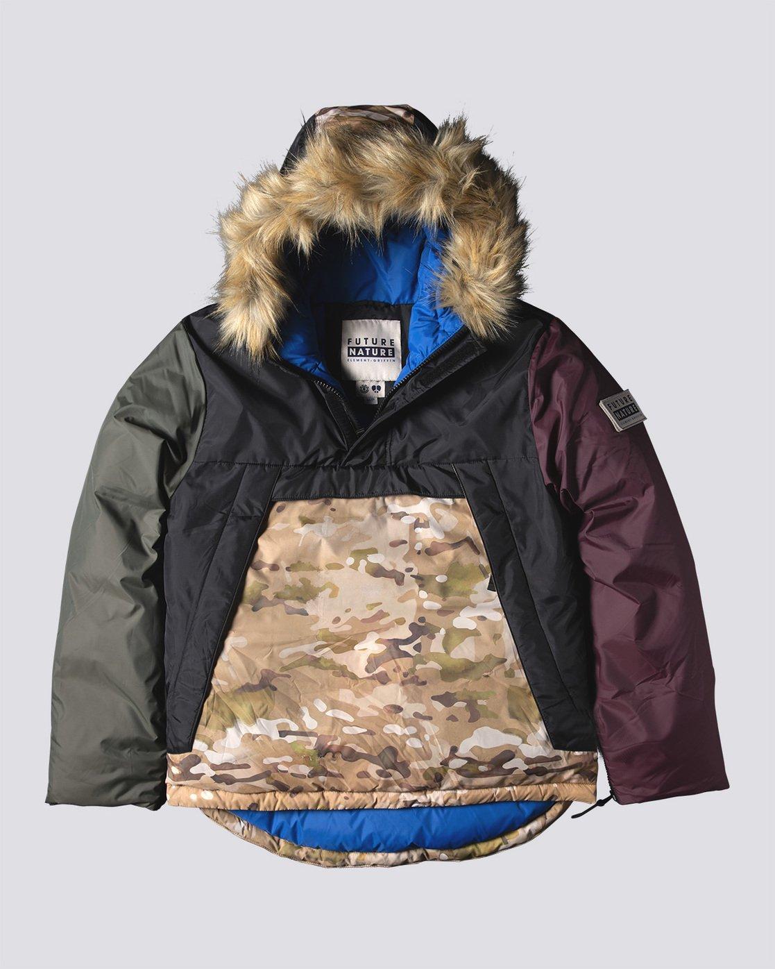 0 Bearskin Jacket  M730VEGB Element