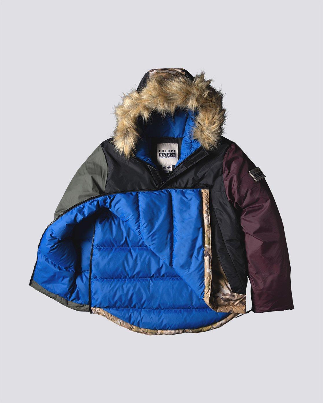 1 Bearskin Jacket  M730VEGB Element