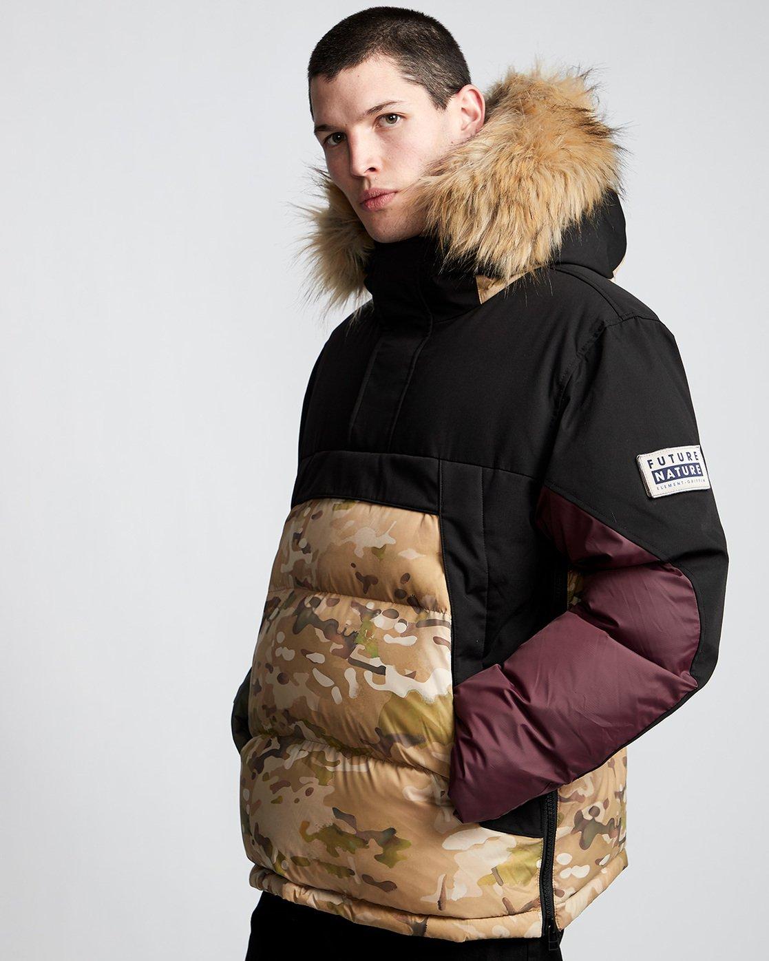 4 Bearskin Jacket  M730VEGB Element