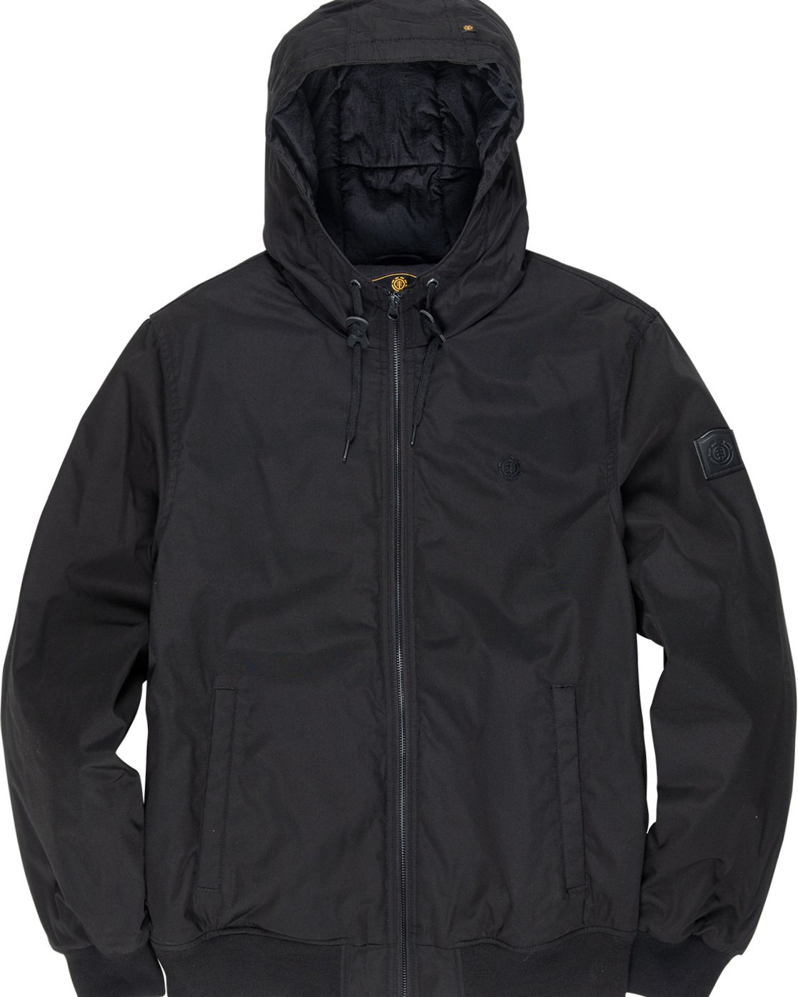 1 Dulcey Jacket Black M731QEDU Element