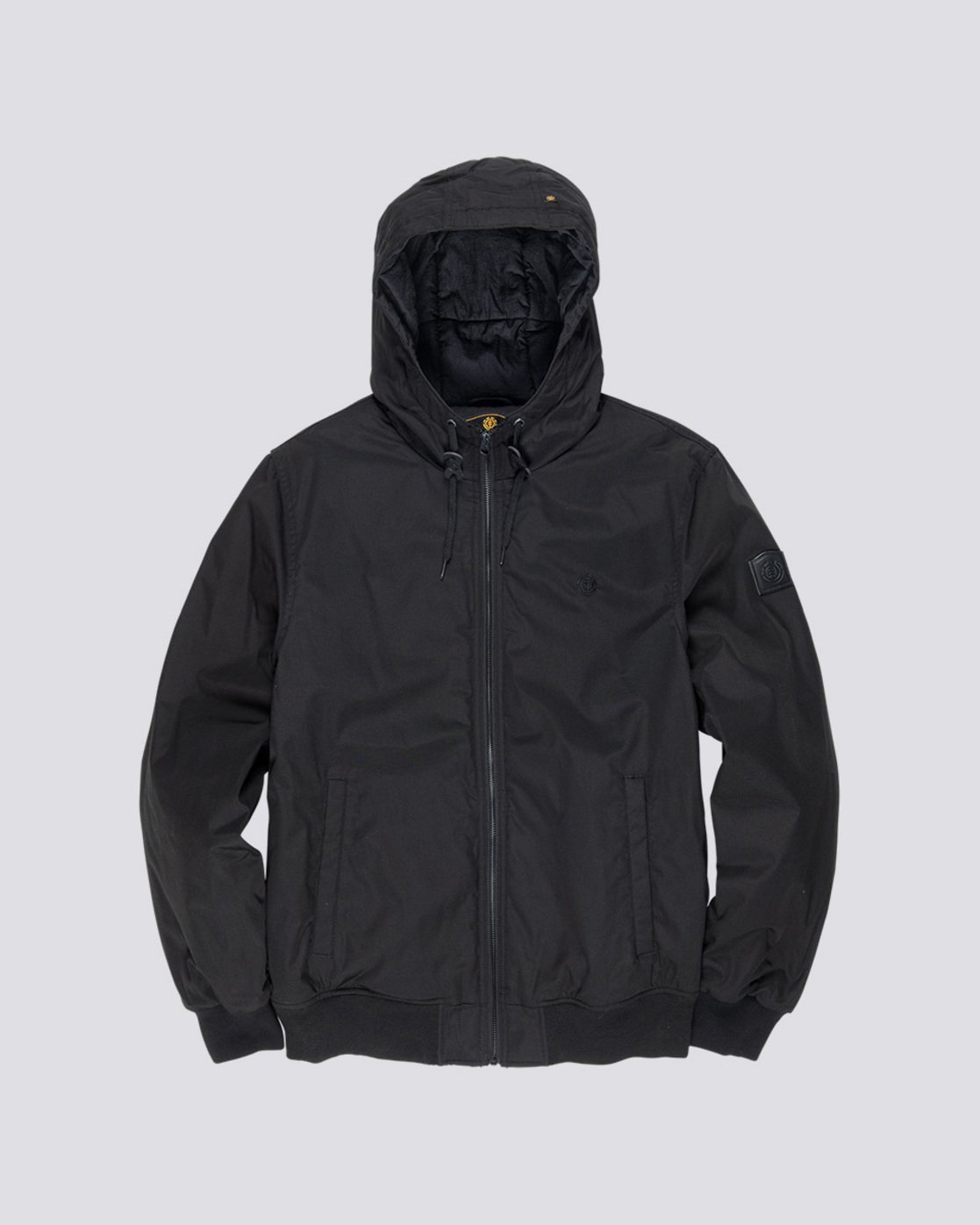0 Dulcey Jacket Black M731QEDU Element