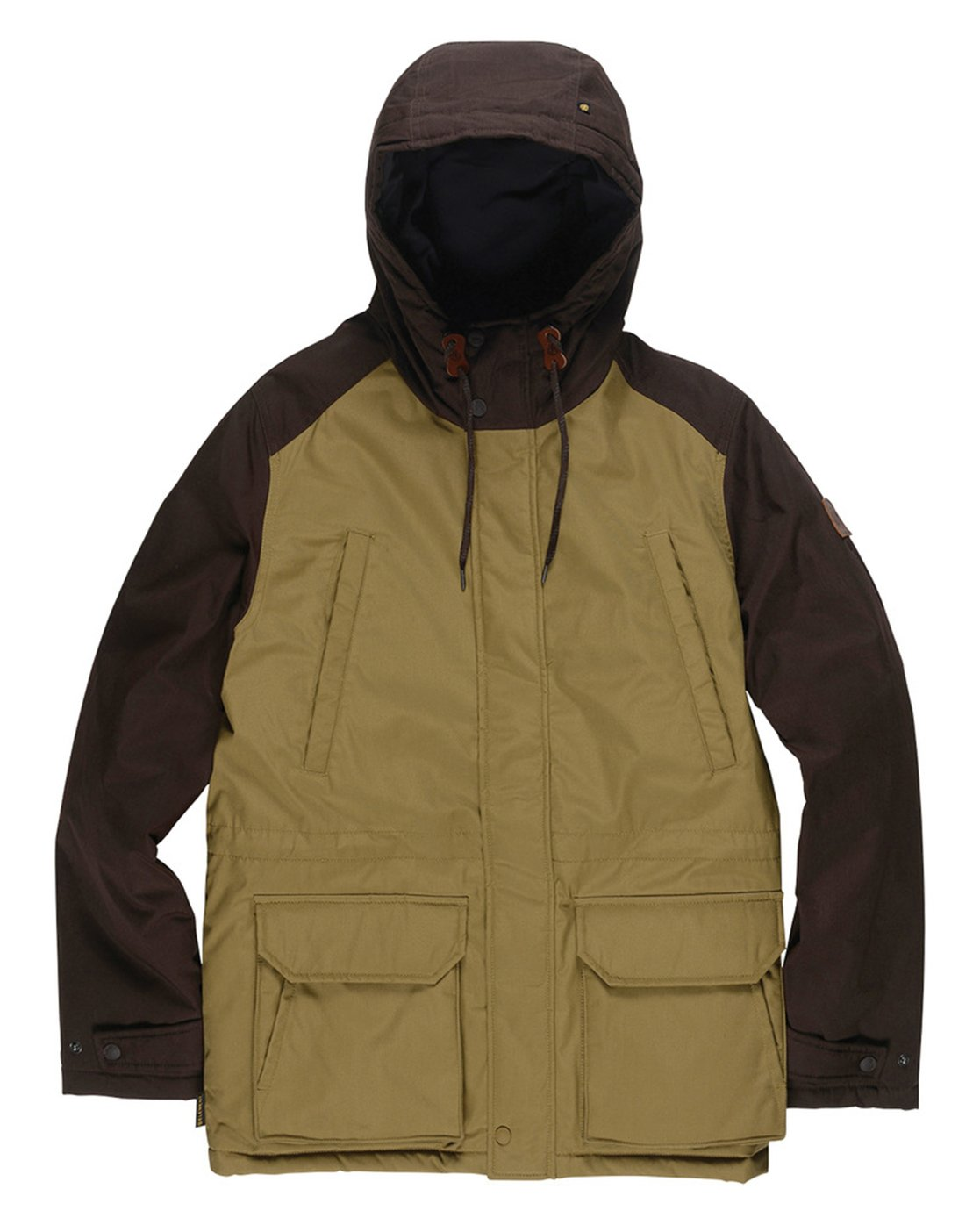 1 Valdez 2 Tones Jacket Brown M743QEV2 Element