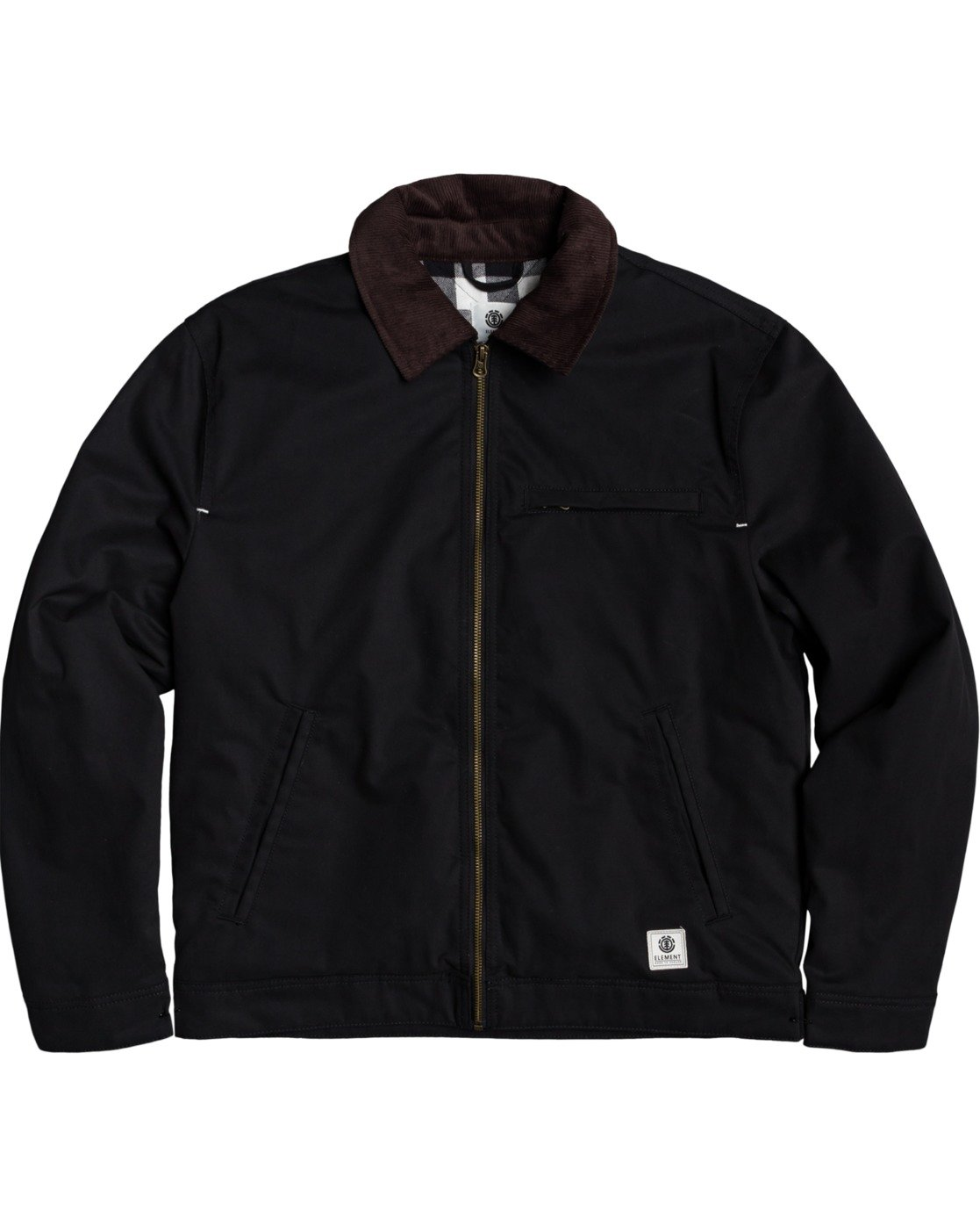 2 Craftman Zip Jacket Blue M7513ECZ Element