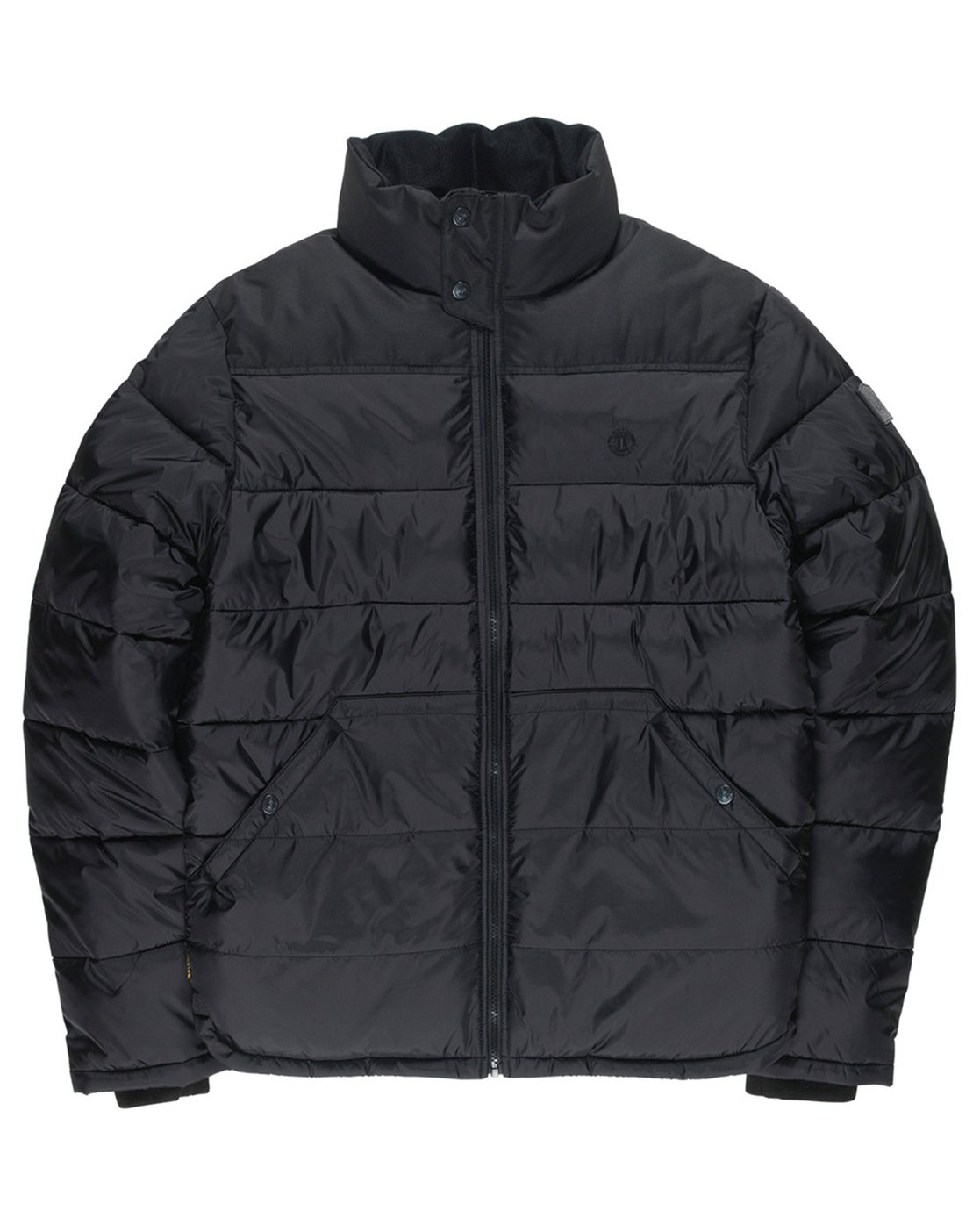 1 Stowe Jacket Black M754QEST Element