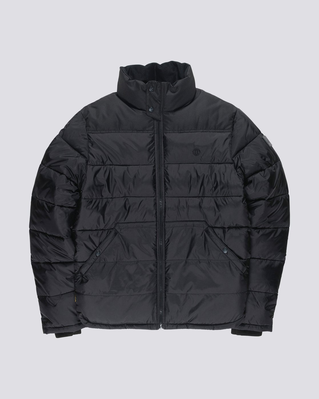 0 Stowe Jacket Black M754QEST Element