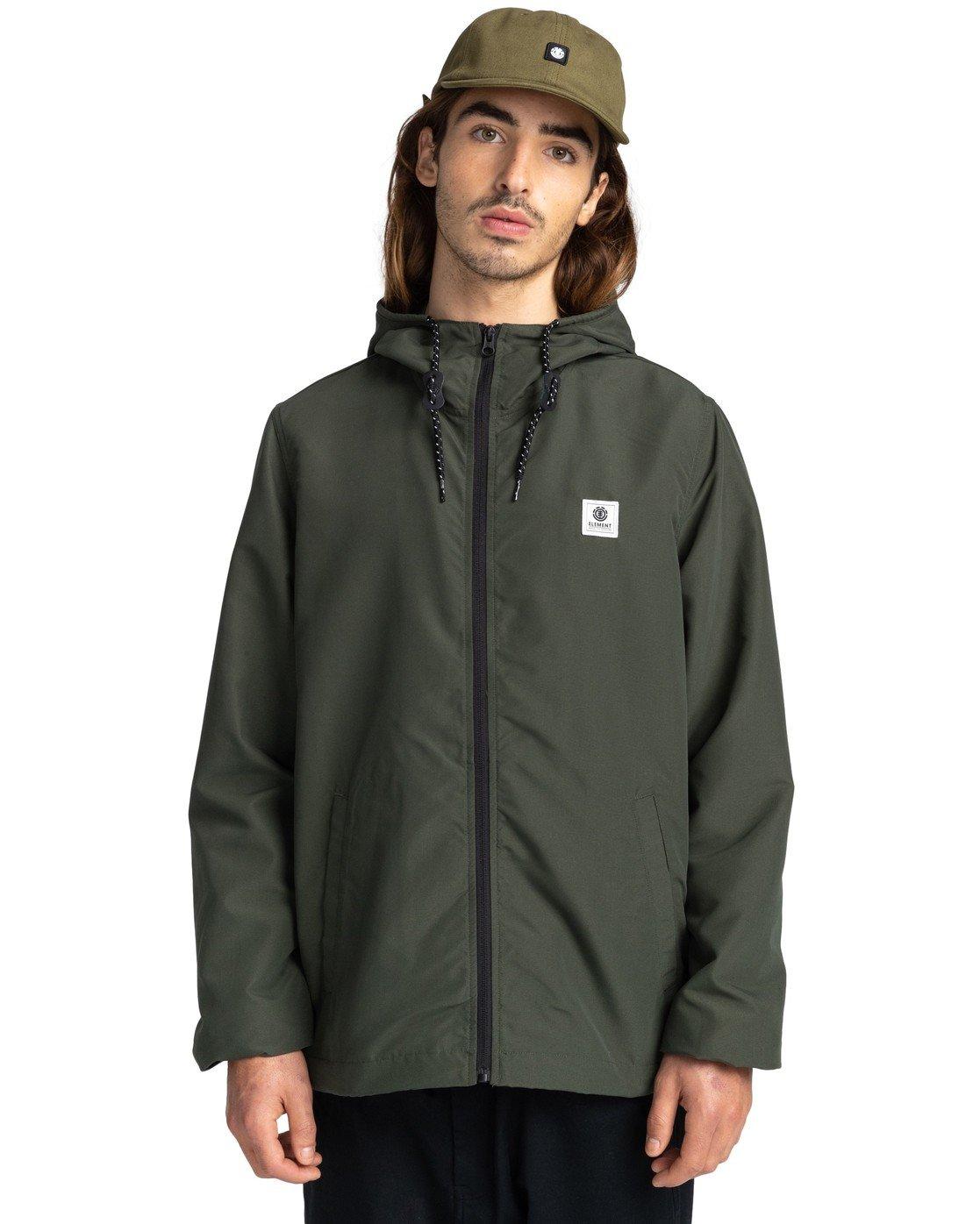 1 Alder Jacket Green M7553EAL Element