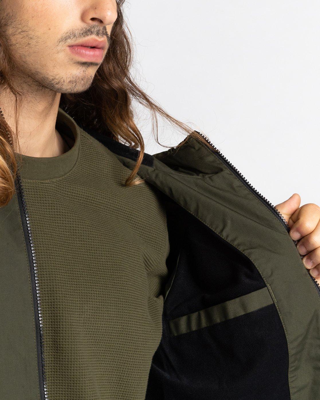 4 Alder Jacket Green M7553EAL Element