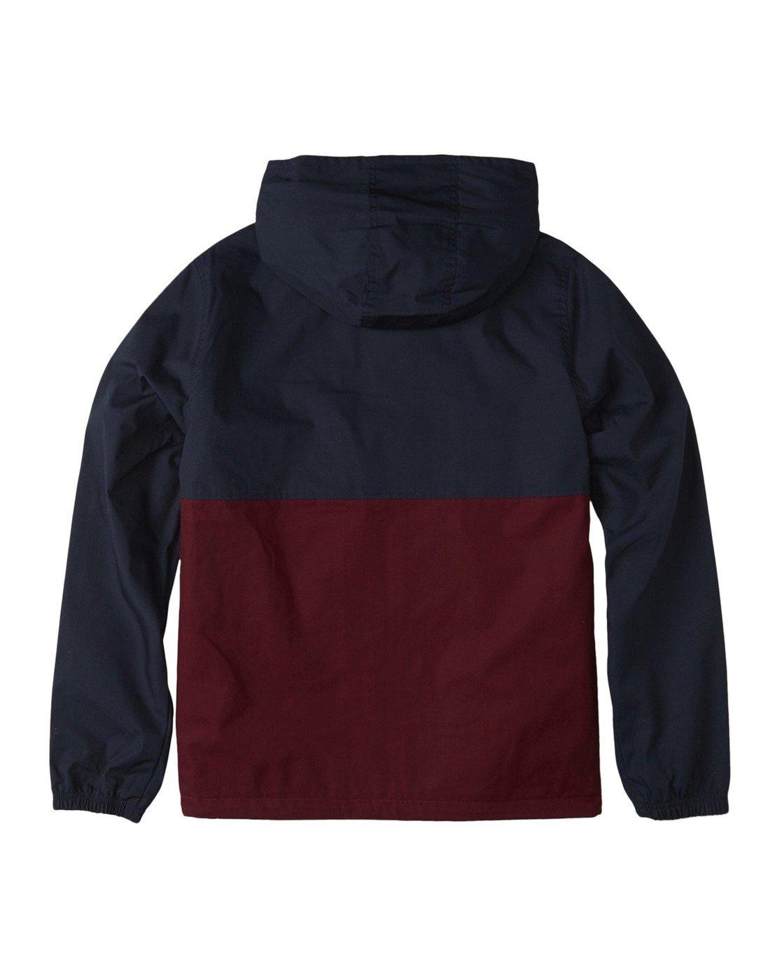 1 Alder Two Tones Jacket Multicolor M7563EAT Element